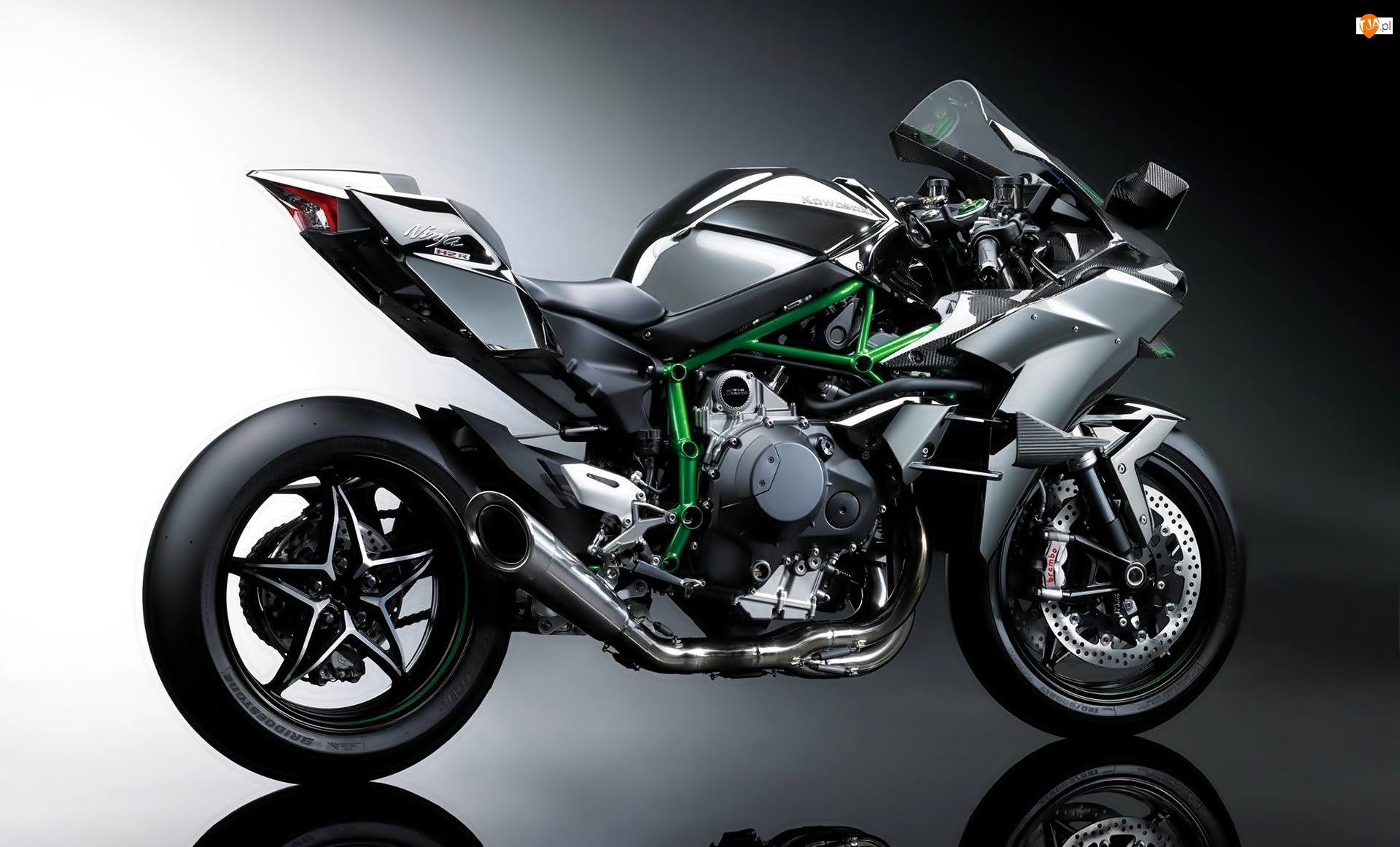 Kawasaki, Ninja H2R