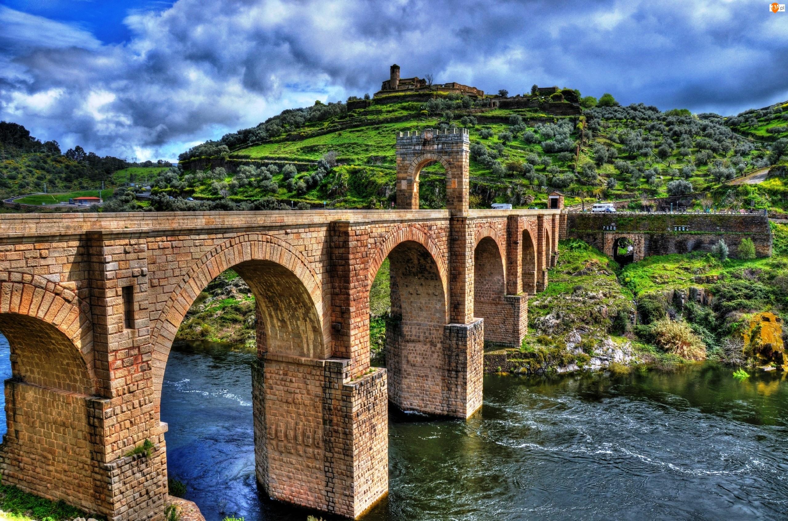 Hiszpania, Most, Rzeka