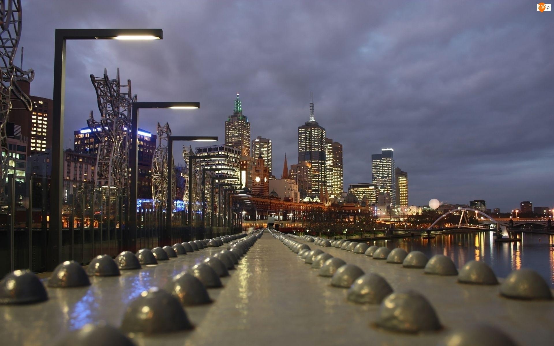 Australia, Miasto, Melbourne