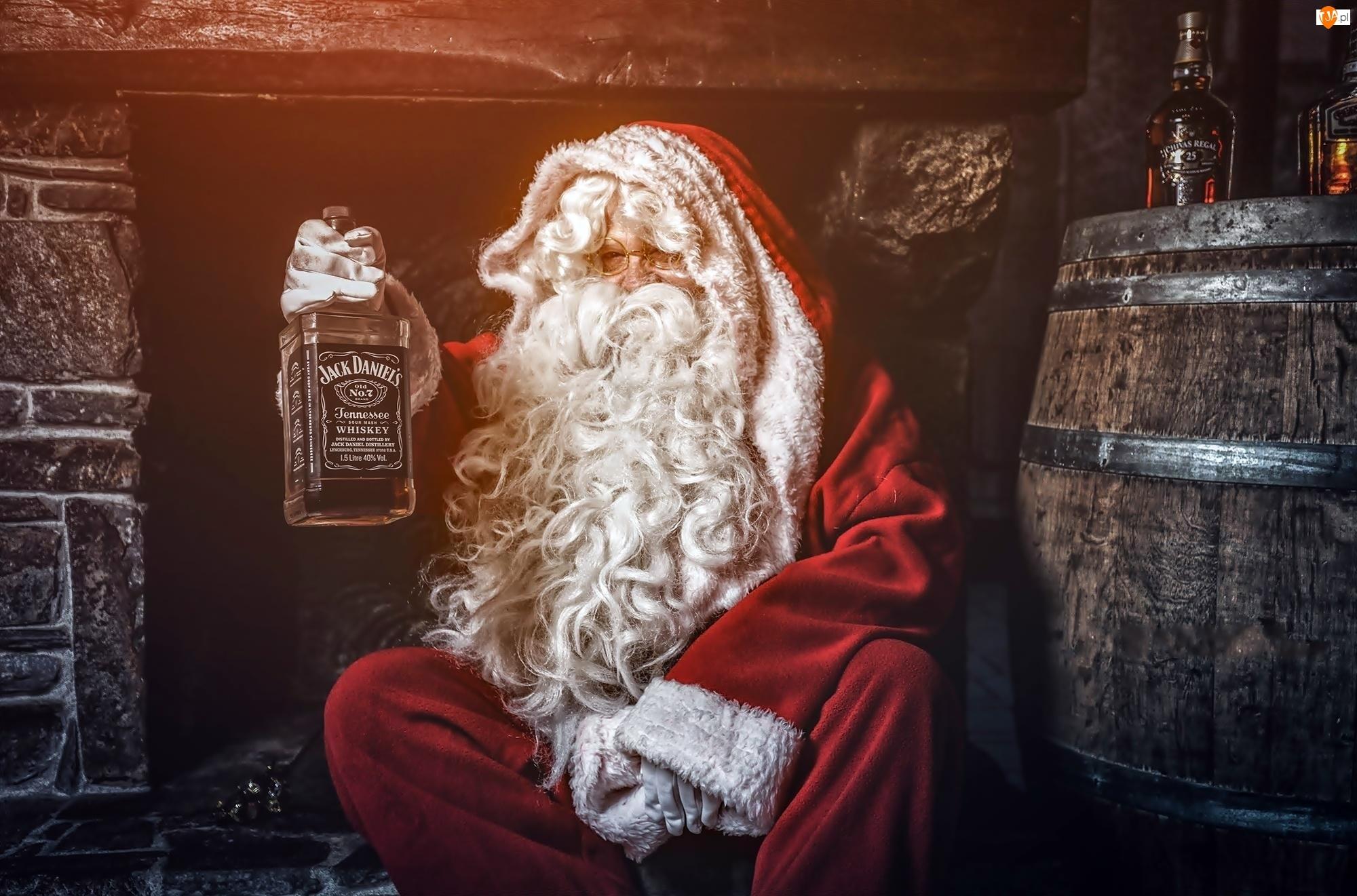 Destylarnia, Mikołaj, Dębowe, Whisky, Beczki
