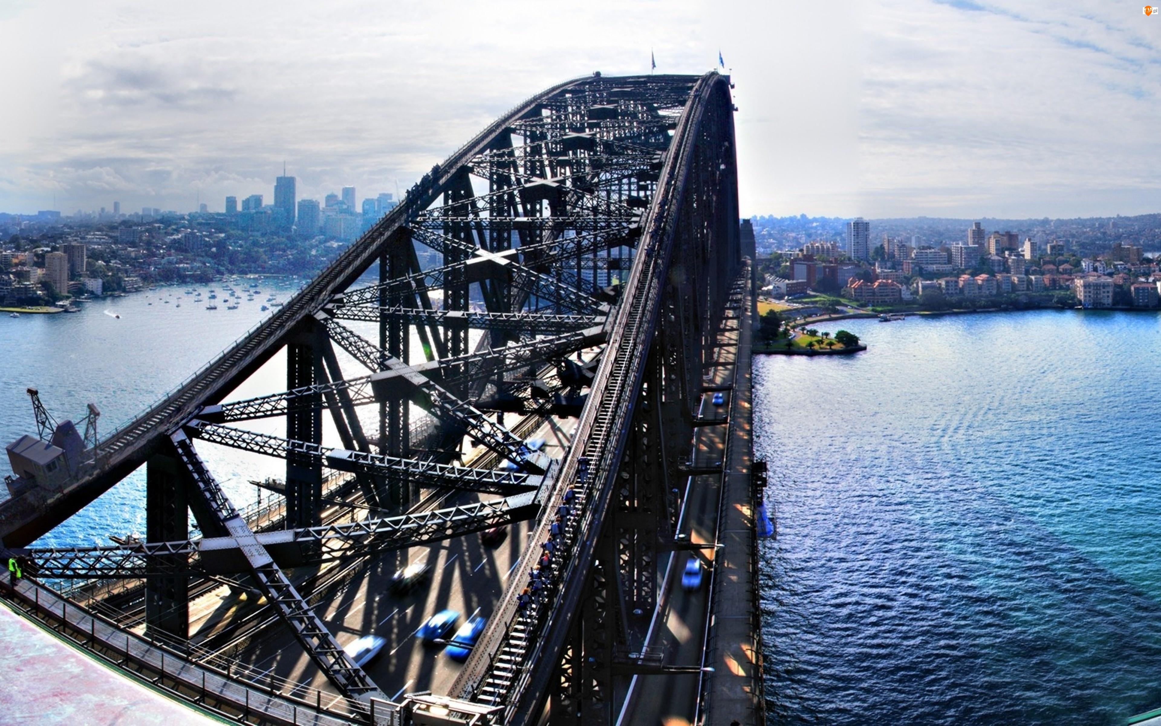 Australia, Sydney Harbour, Sydney, Most