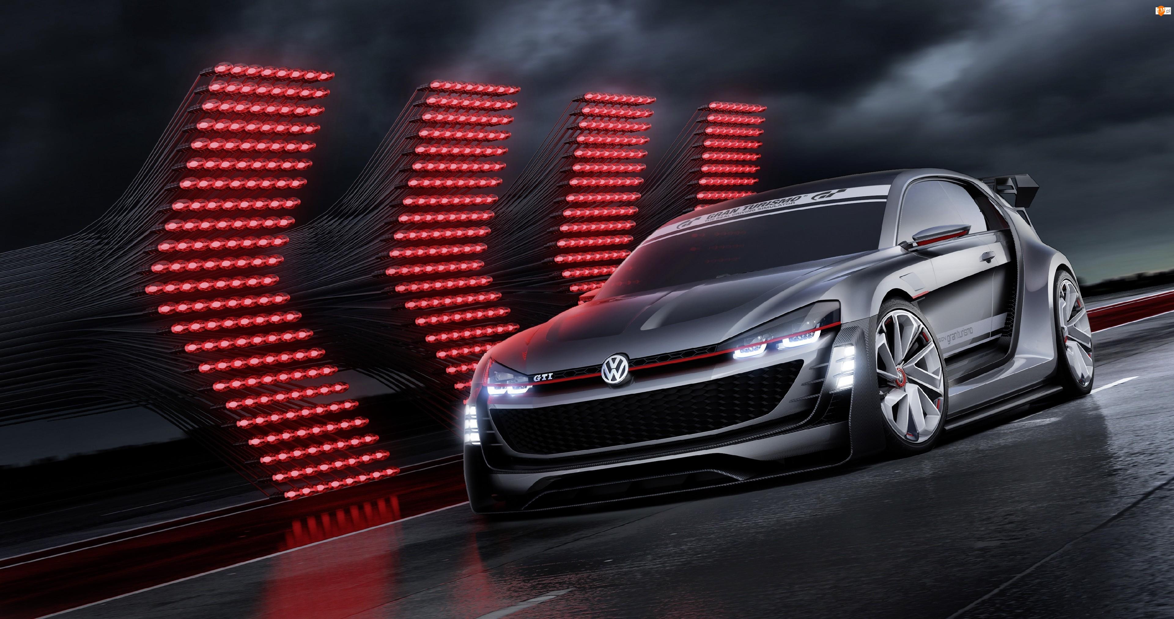 VW, Gran Turismo, Golf, GTI