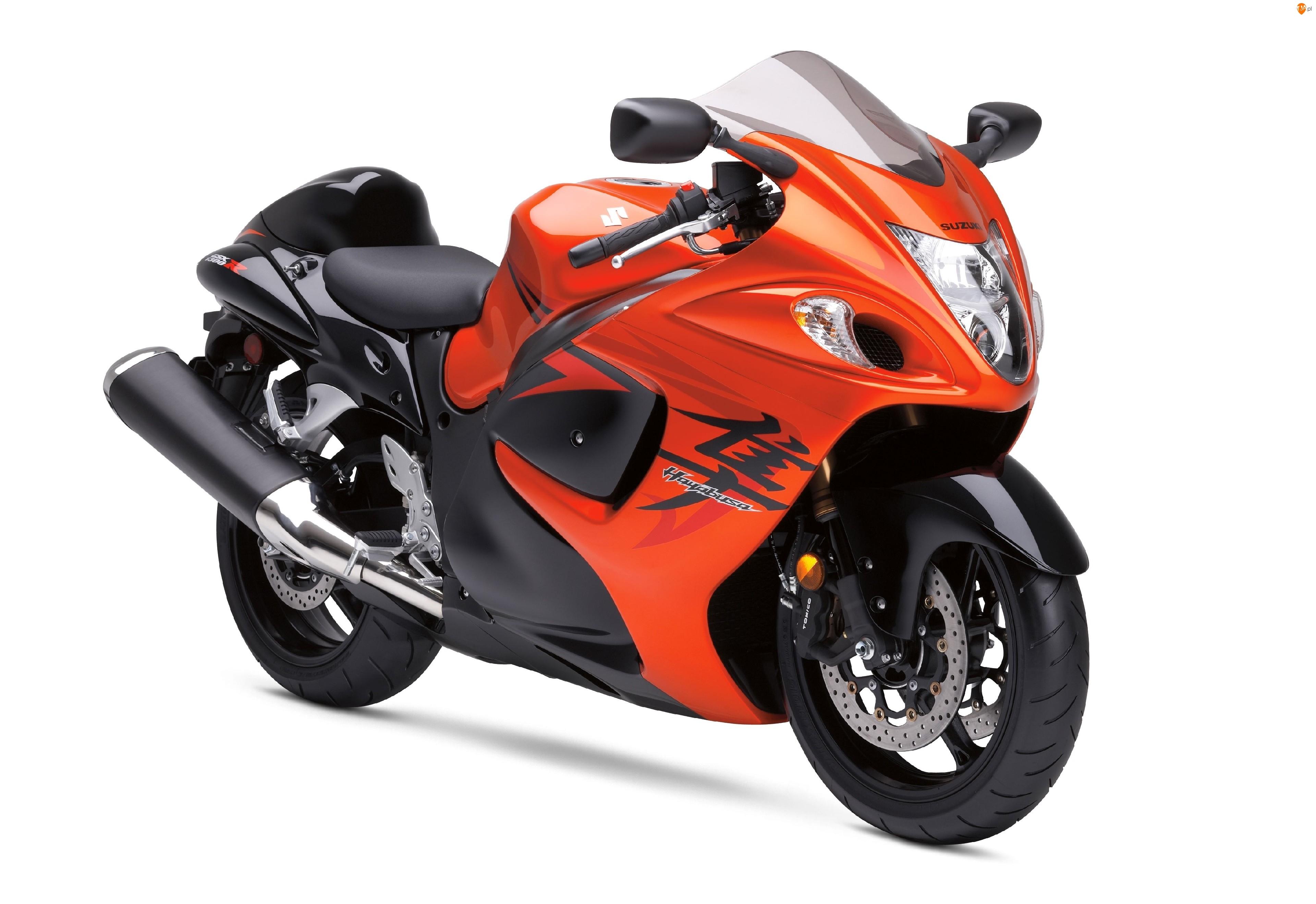 Motocykl, R600, Suzuki, GSX