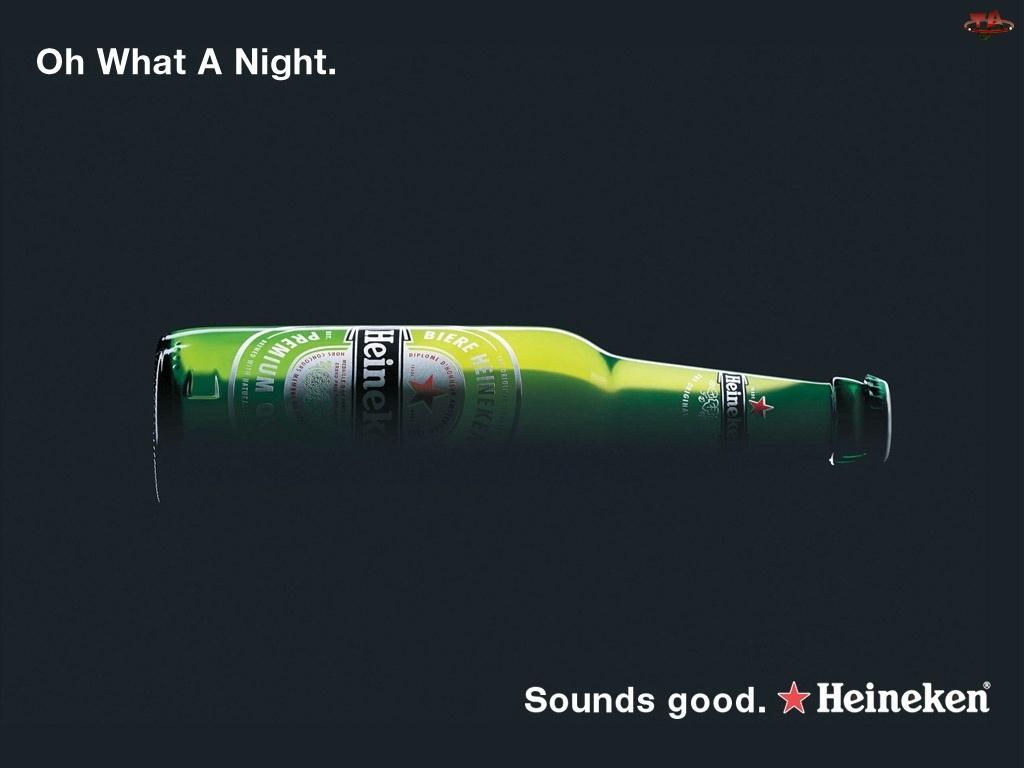 Heineken, Butelka