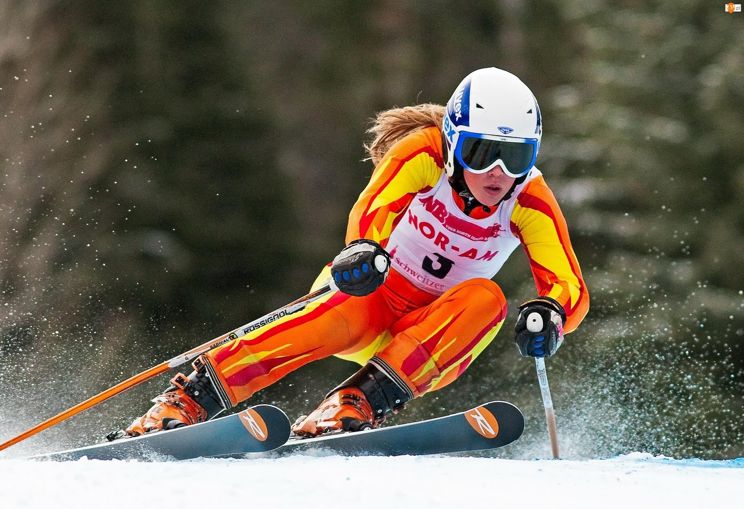 Narciarstwo, Sochi2014, Zawodniczka