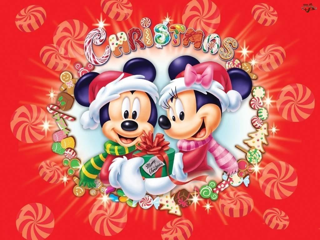 Boże Narodzenie, Myszka Miki