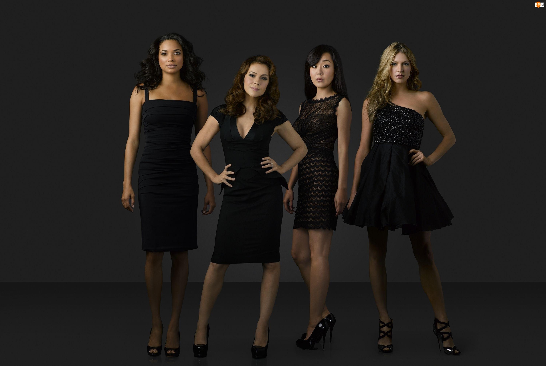 Kochanki, Mistresses, Jes Macallan, Serial, Kim Yoon-jin, Alyssa Milano, Rochelle Aytes