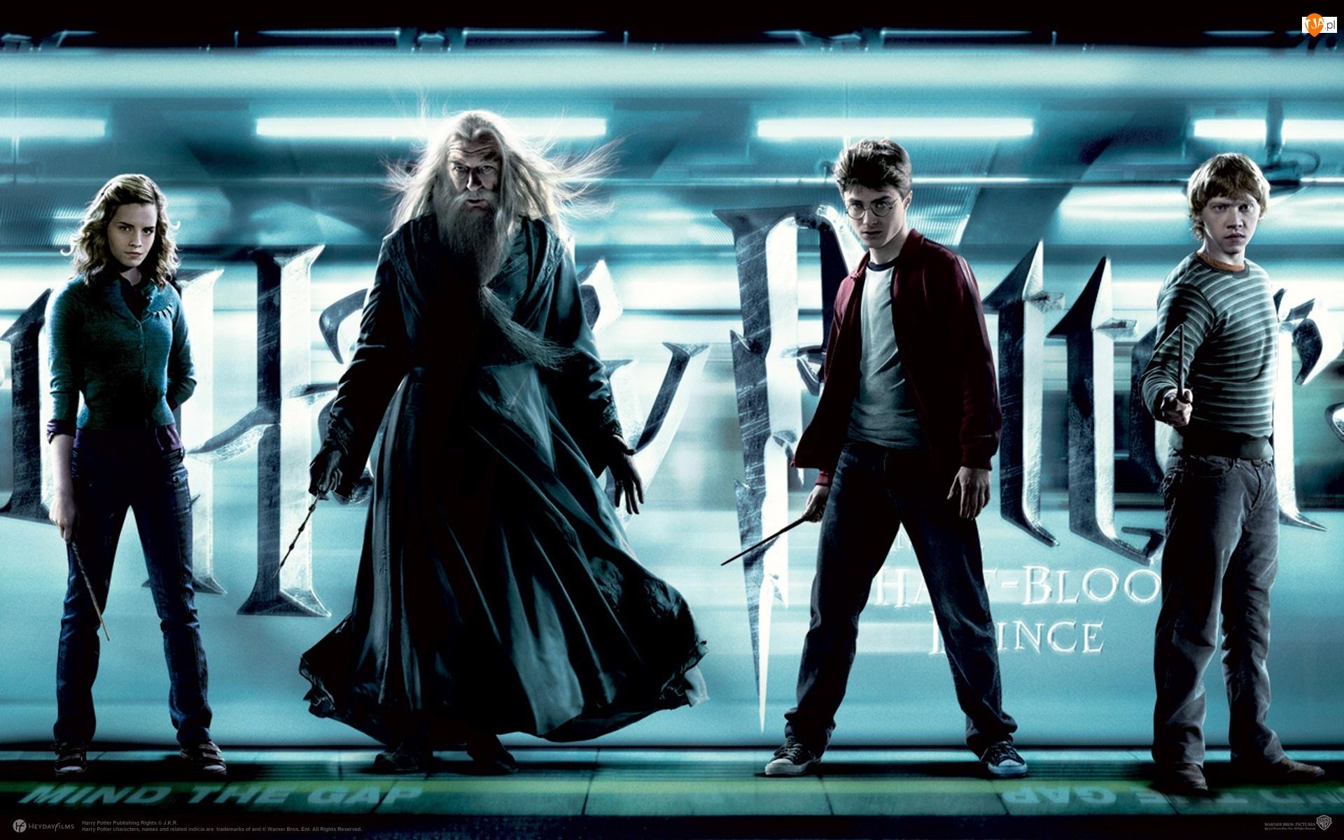 Harry, Półkrwi, Potter, Książę