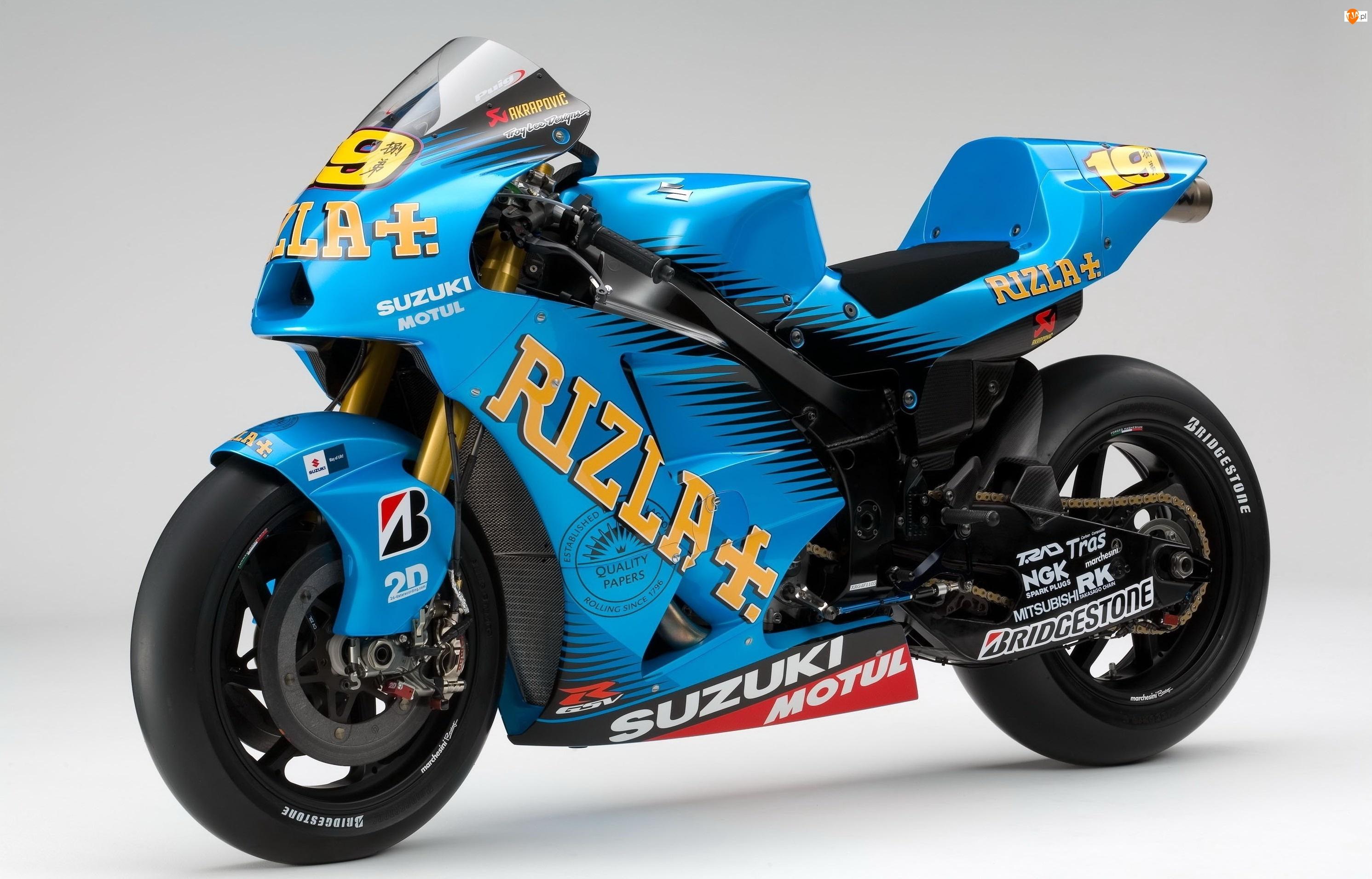 Motocykl, Suzuki