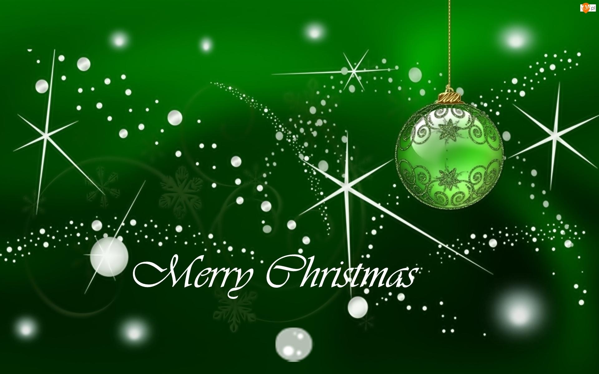 Merry Christmas, Bombka, Gwiazdki