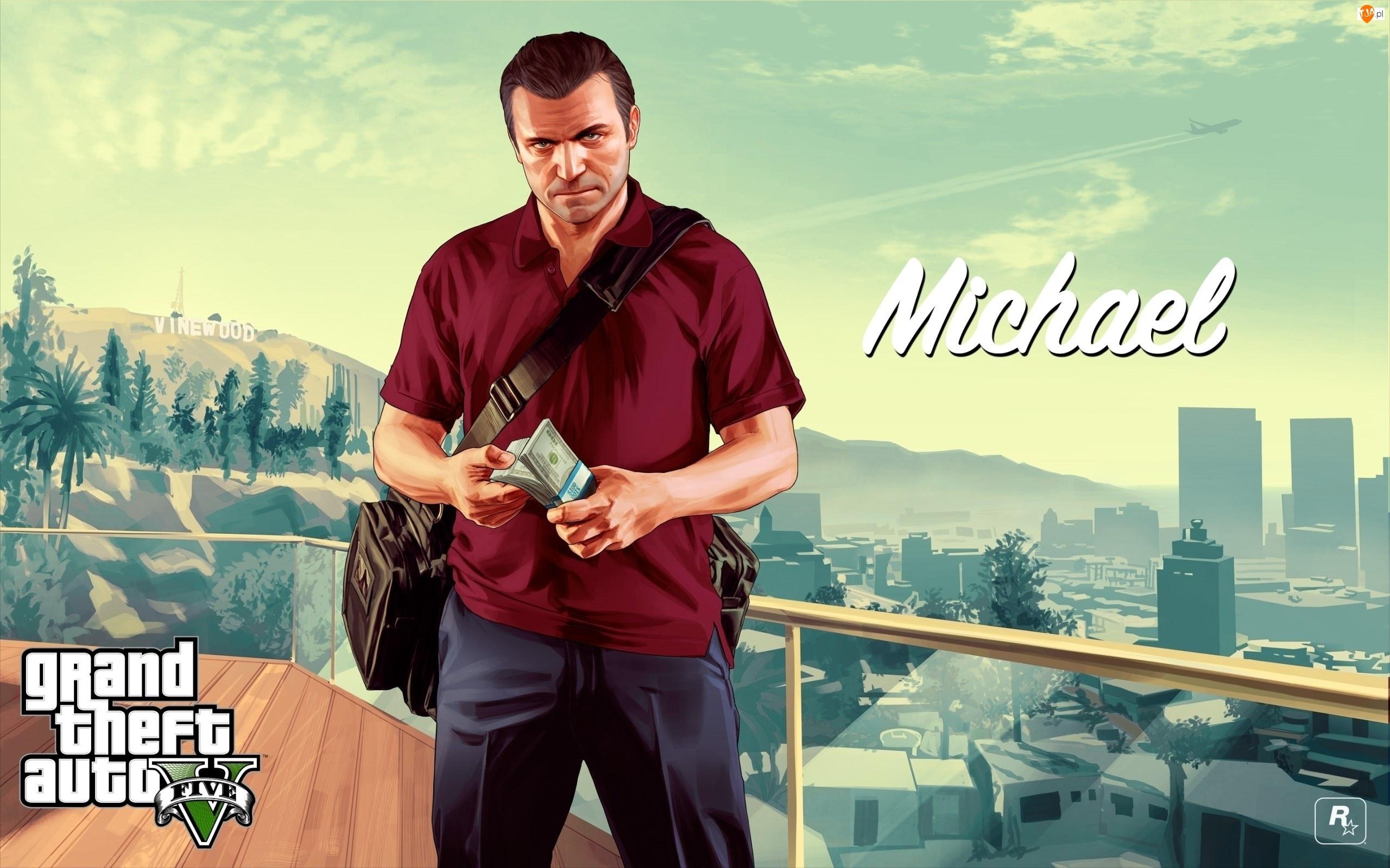 Michael Townley, GTA V