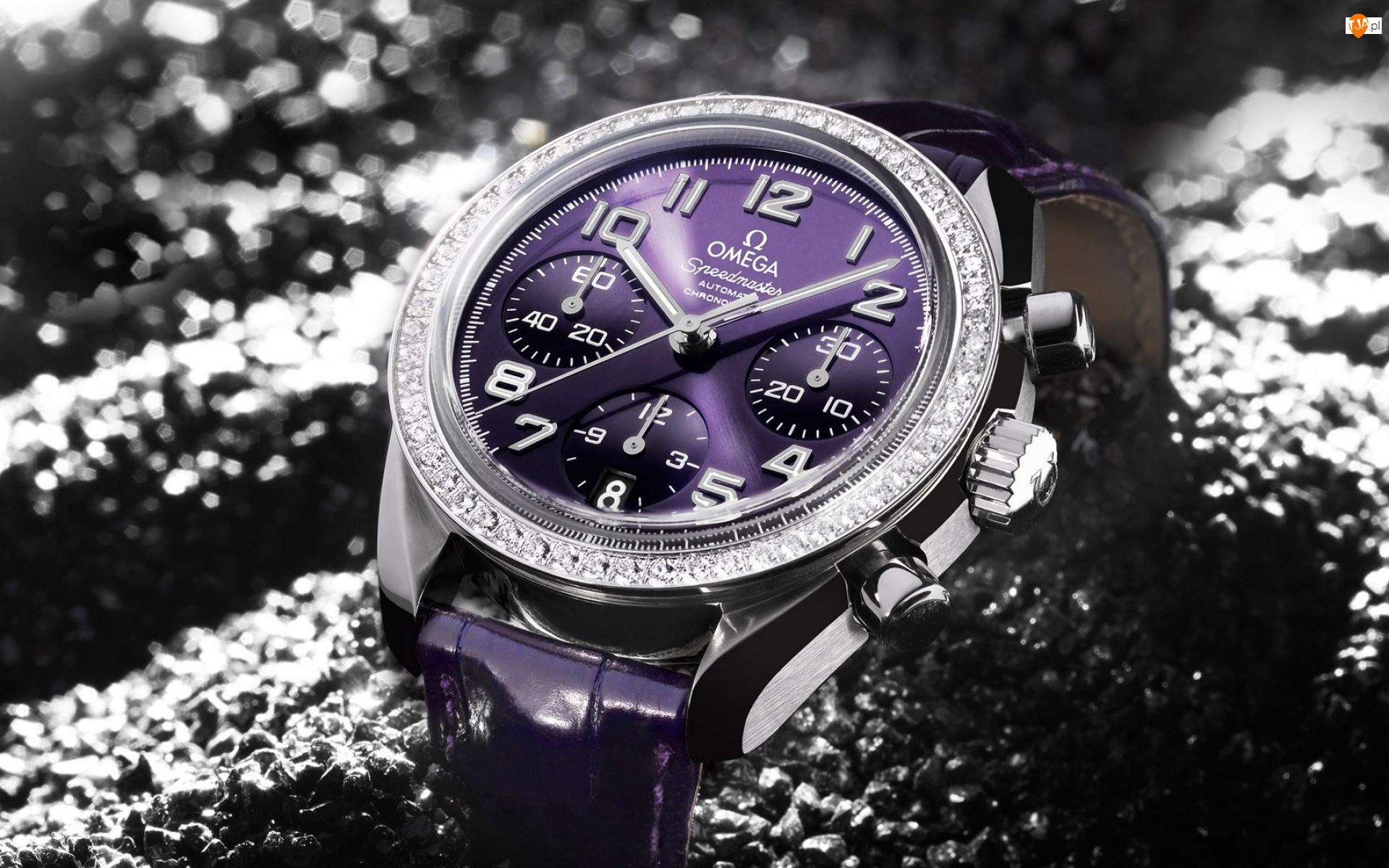 Zegarek, Omega