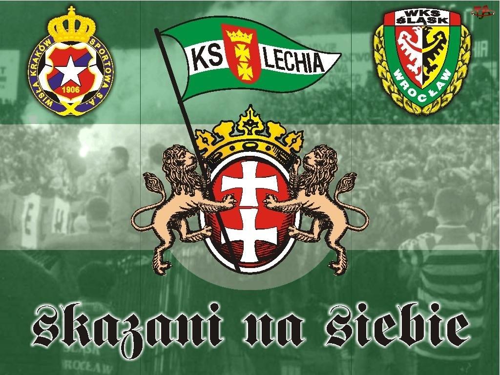 Śląsk, Lechia, Wisła
