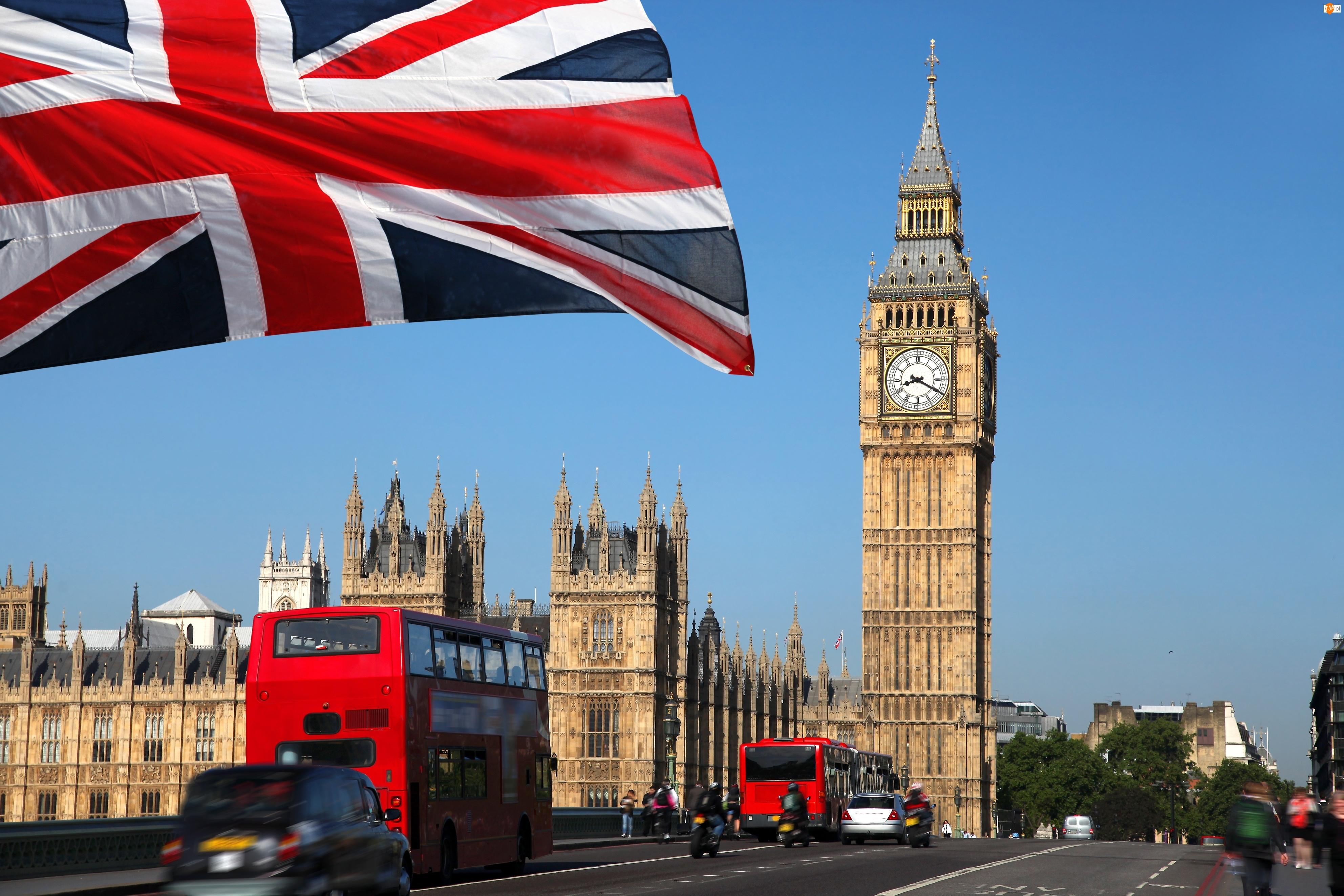 Ben, Londyn, Big