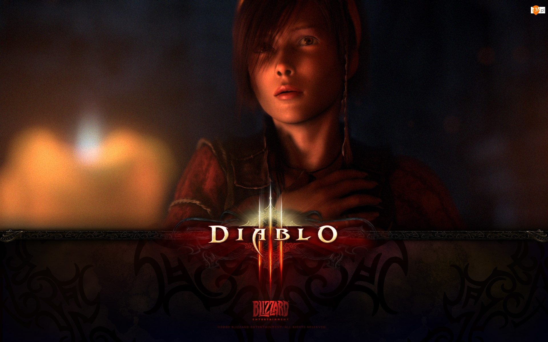 Diablo 3, Dziewczyna