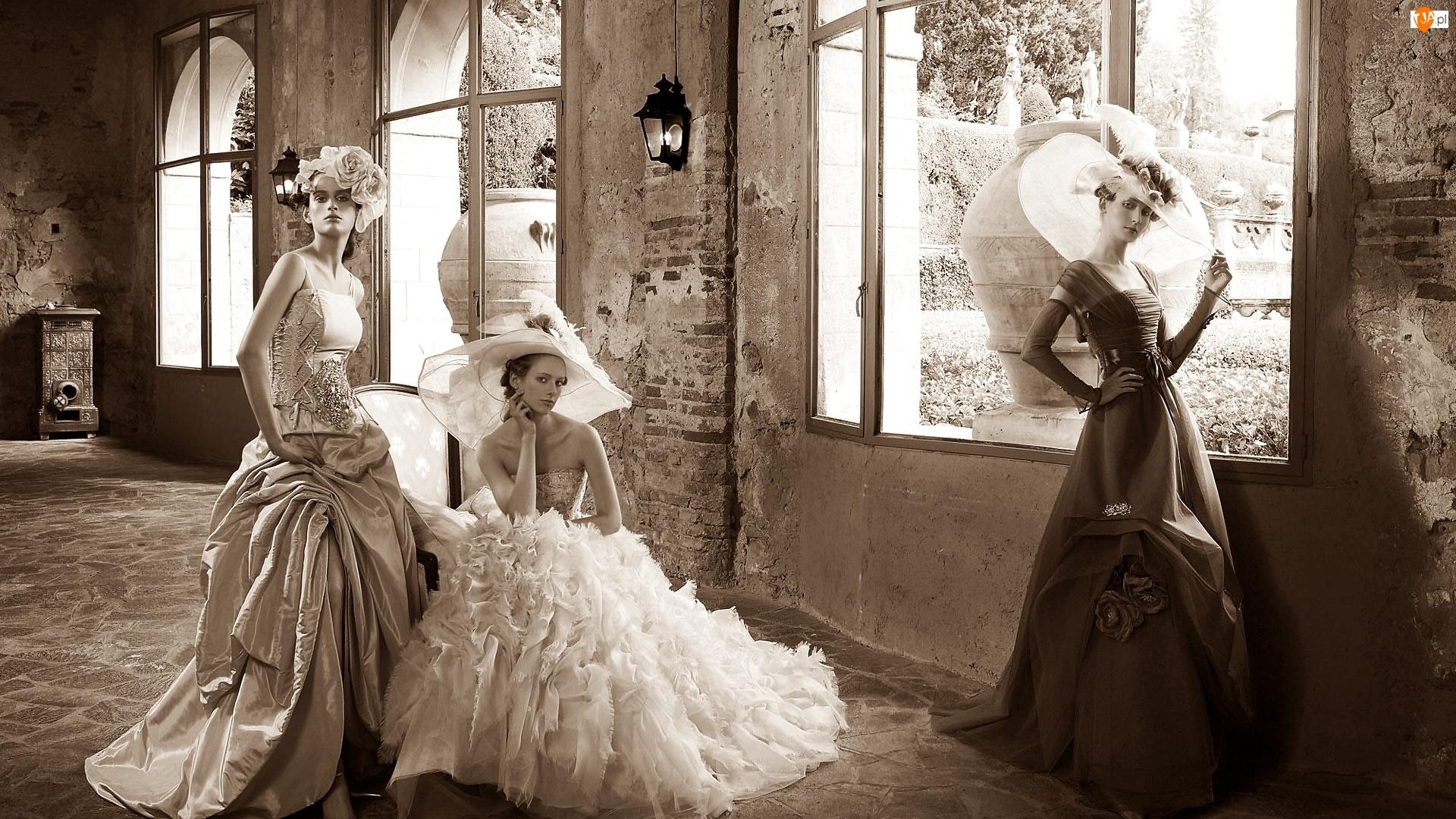 Moda, Sepia, Kobiety