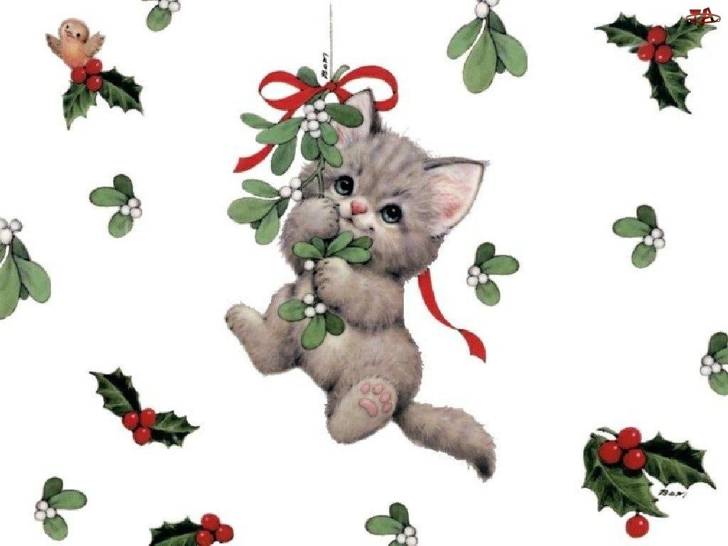 Boże Narodzenie, koteczek