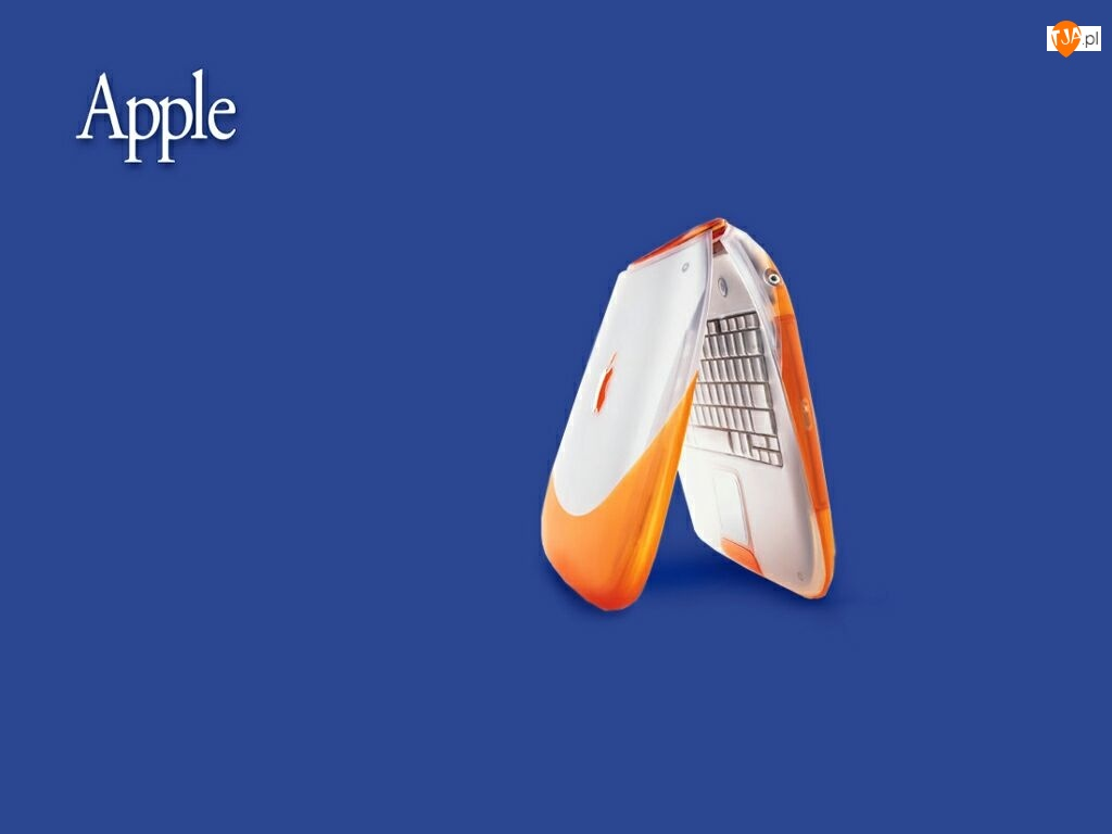grafika, Apple, laptop