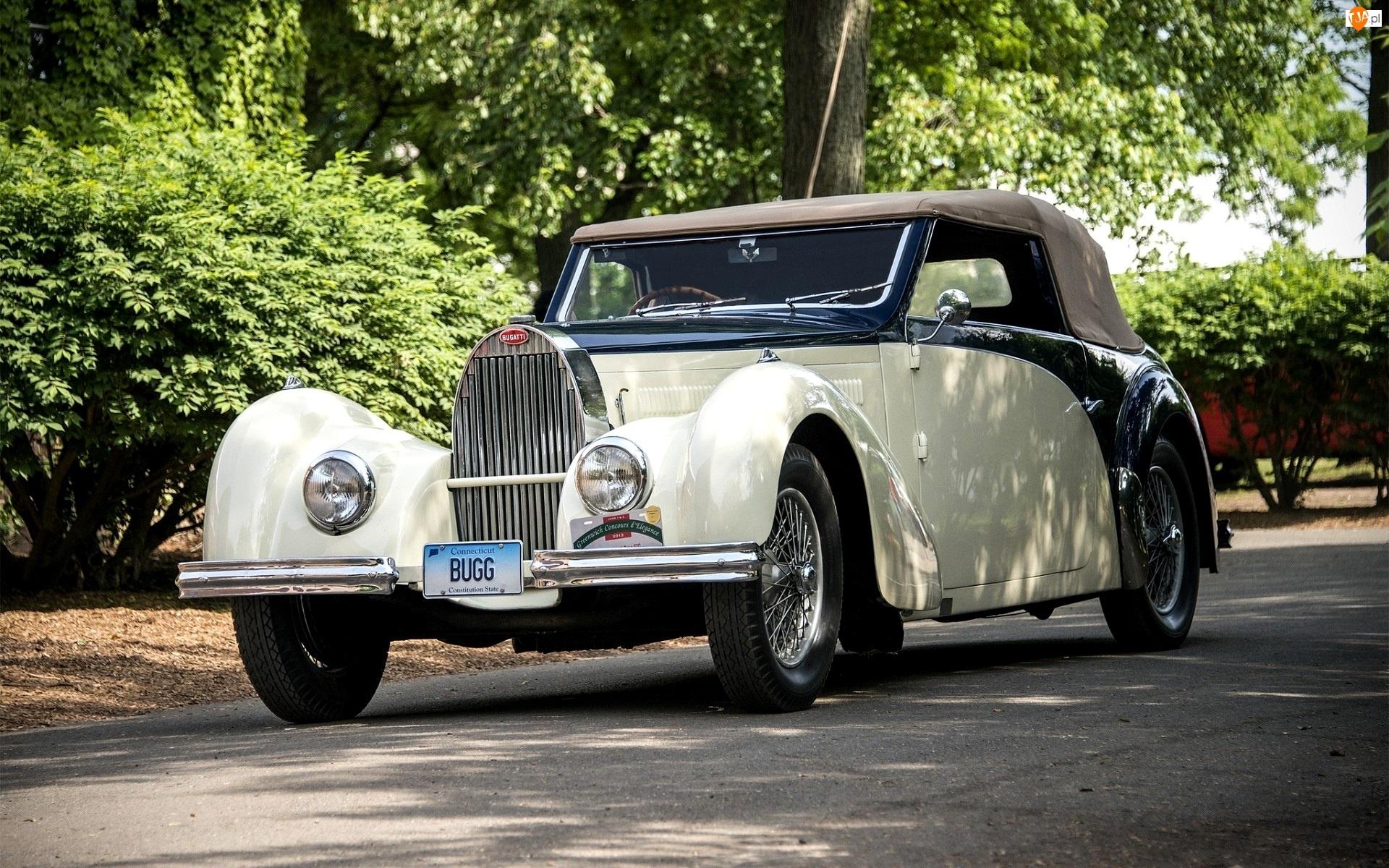 Zabytkowy, Bugatti