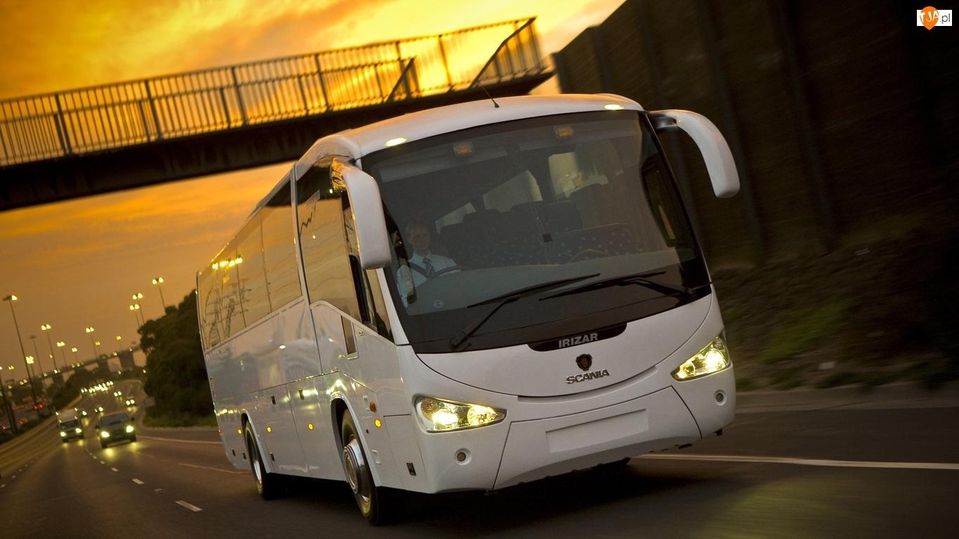 Autobus, Scania