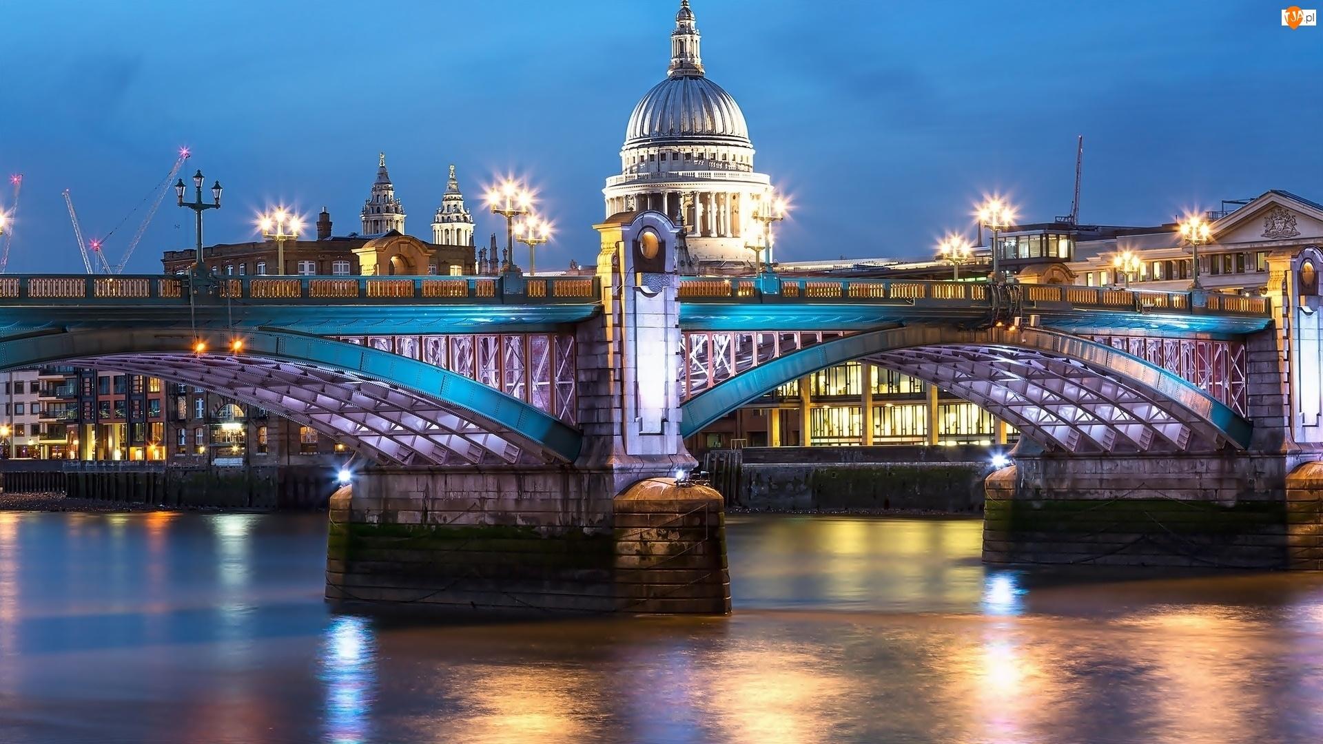 Rzeka, Londyn, Most