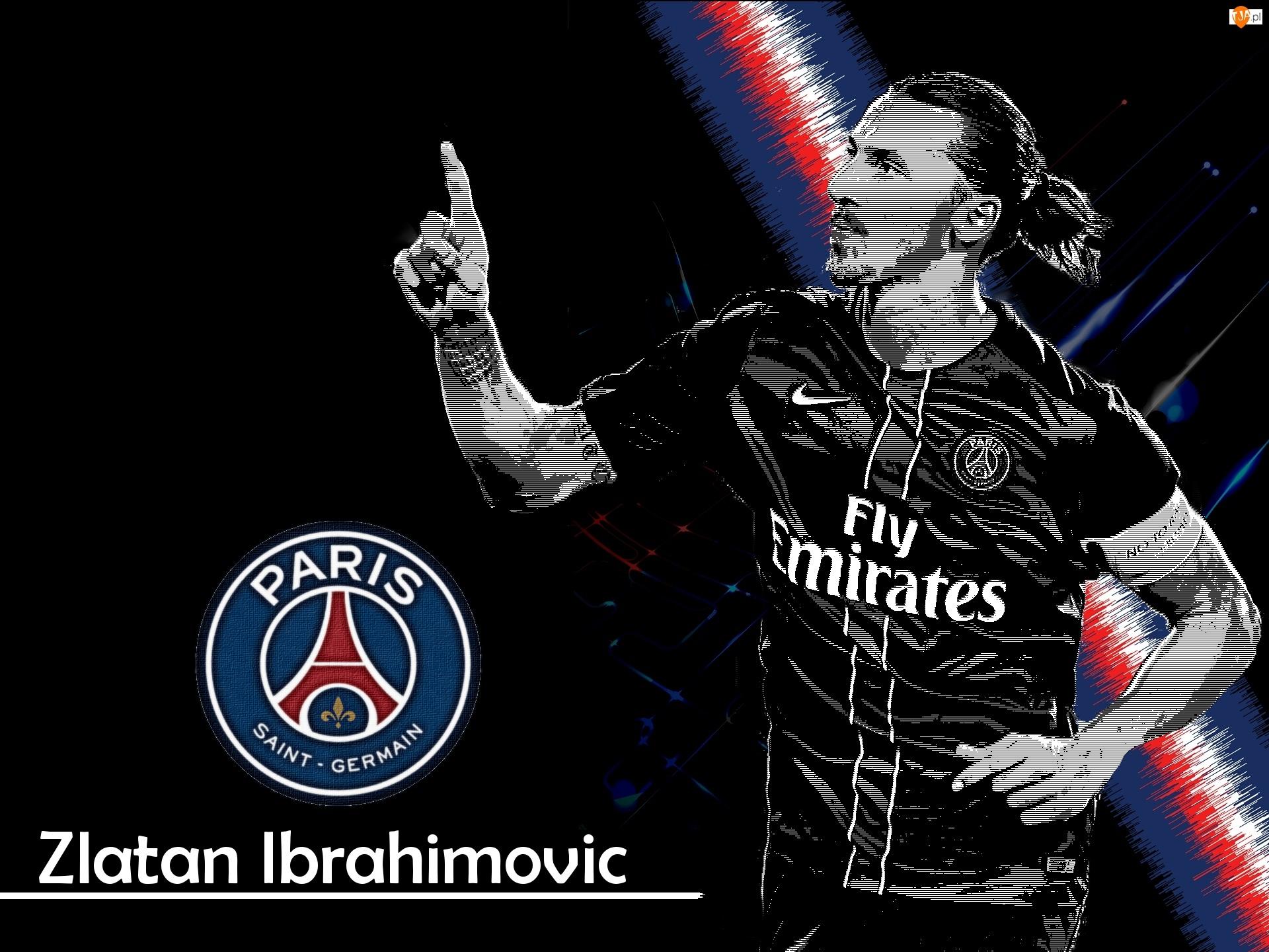 Paris Saint Germain, Zlatan Ibrahimovic