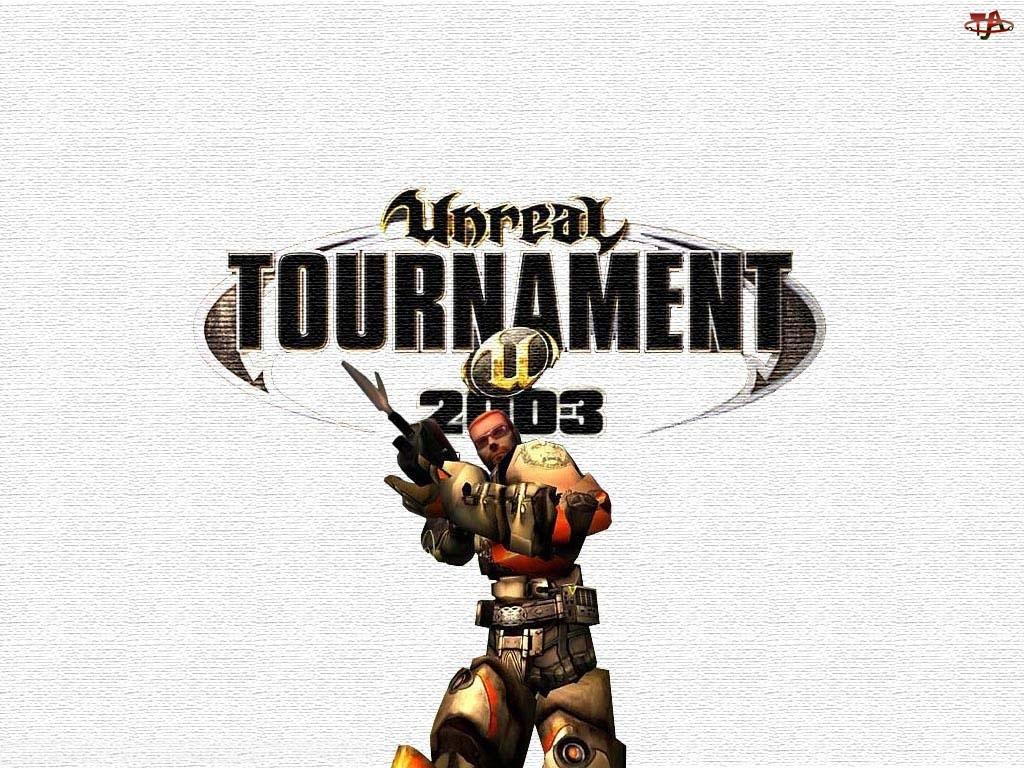 Ut 2004, logo, mężczyzna, postać, broń