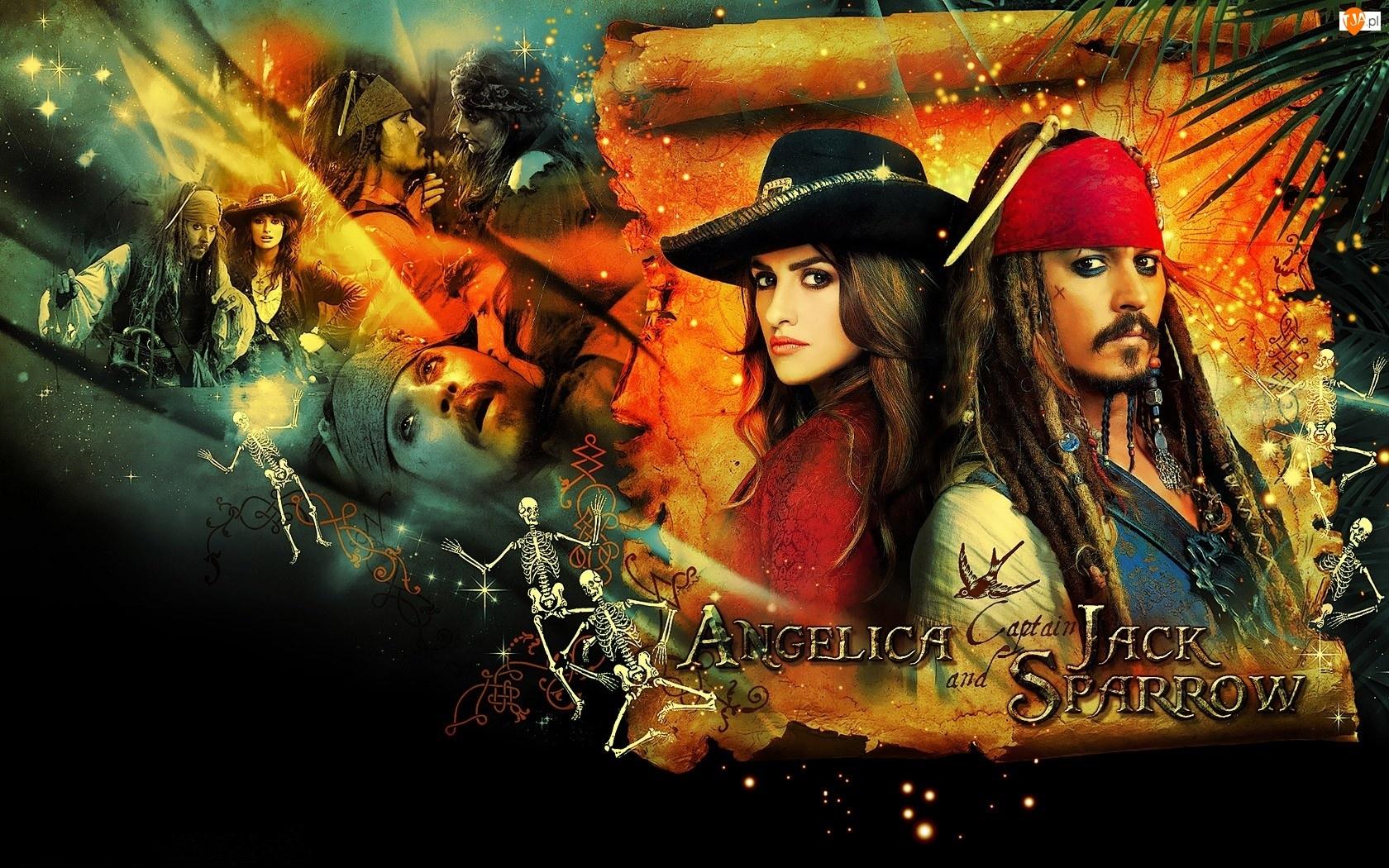 Johnny Deep, Piraci Z Karaibów