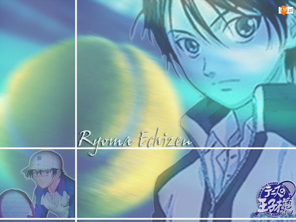 rakieta tenisowa, The Prince Of Tennis, Ryoma Echizen