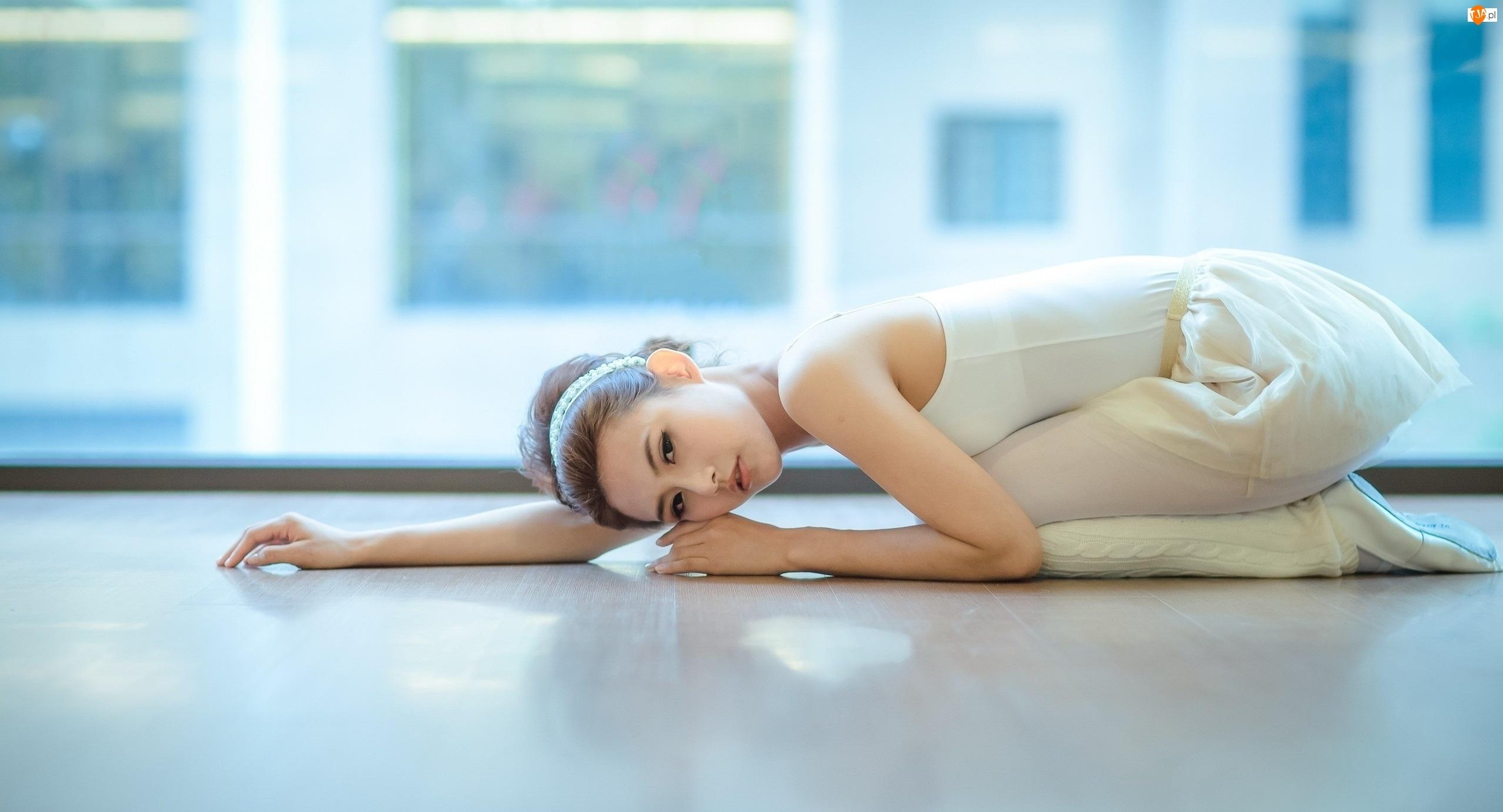 Baletnica, Dziewczyna, Azjatka