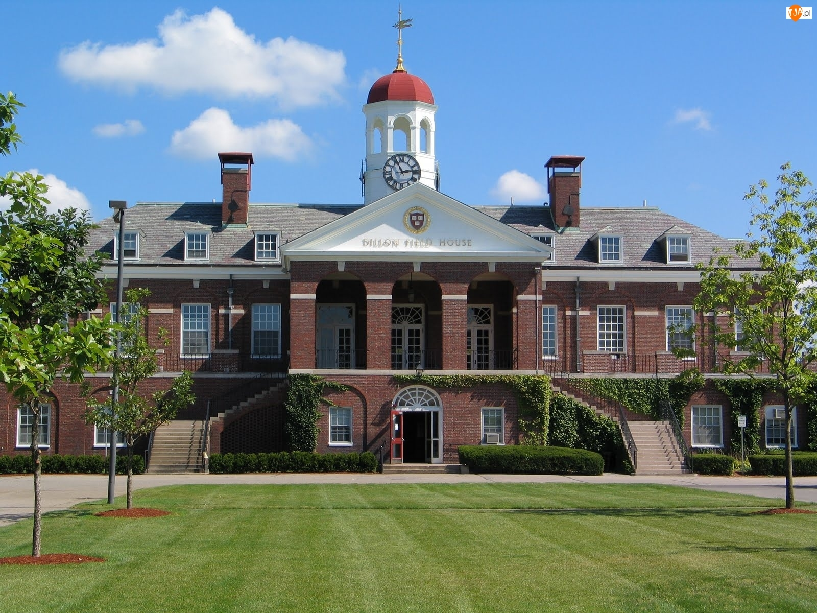 Stany Zjednoczone, Trawa, Boston, Uniwersytet