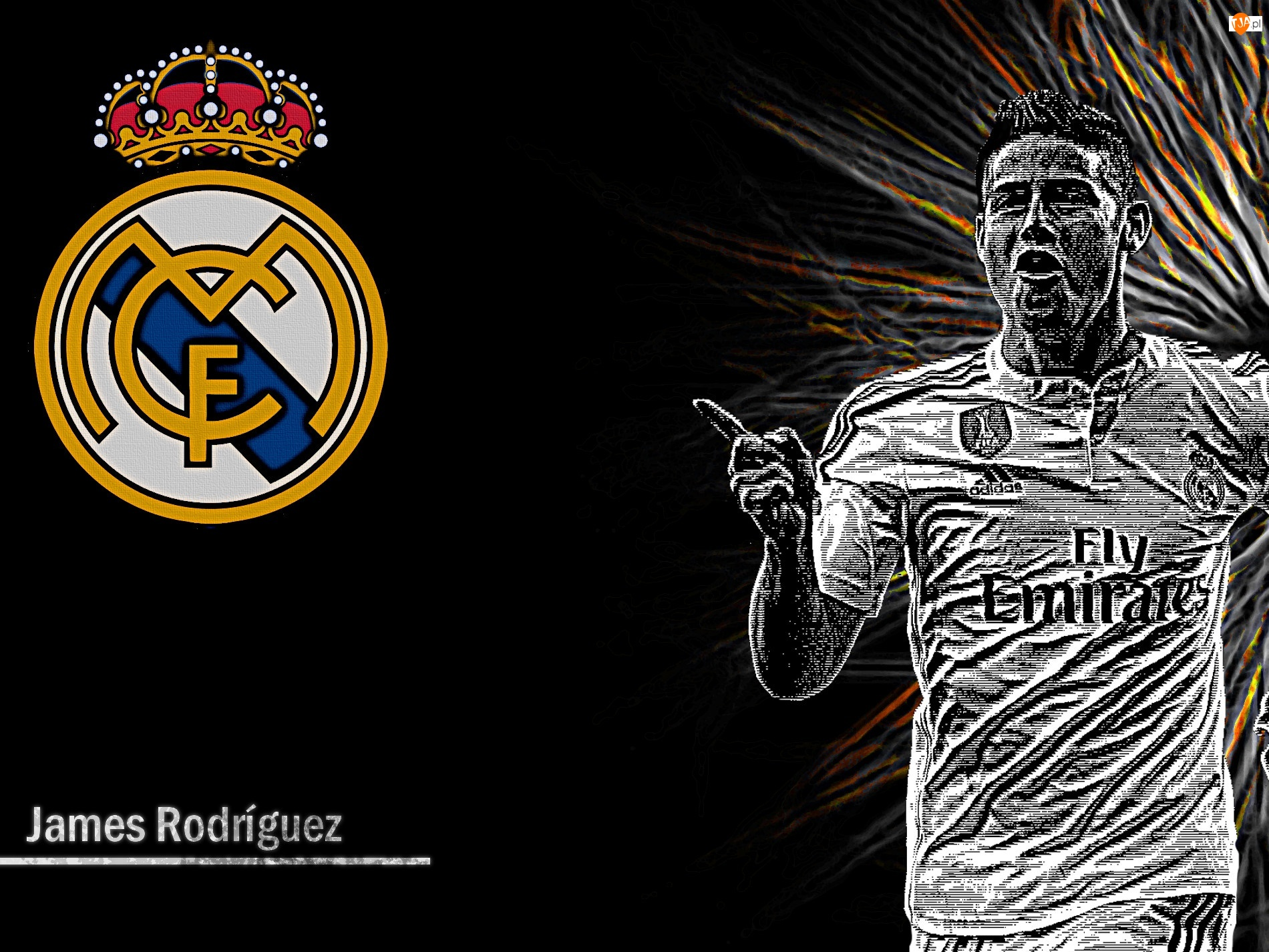 Piłkarz, James Rodriguez, Real Madrid