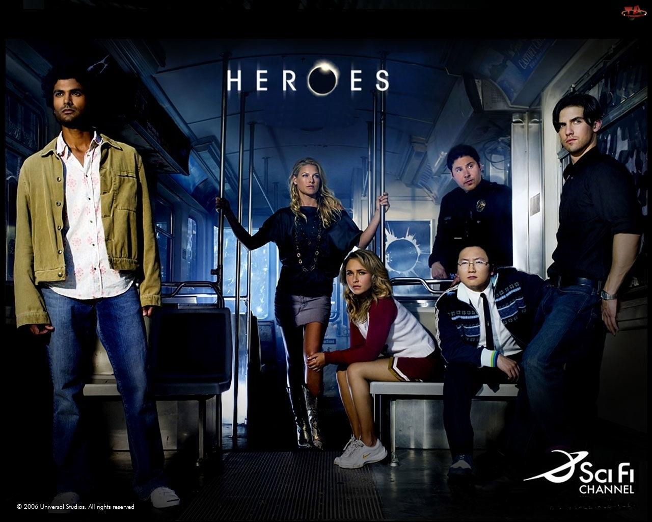 Heroes, Metro