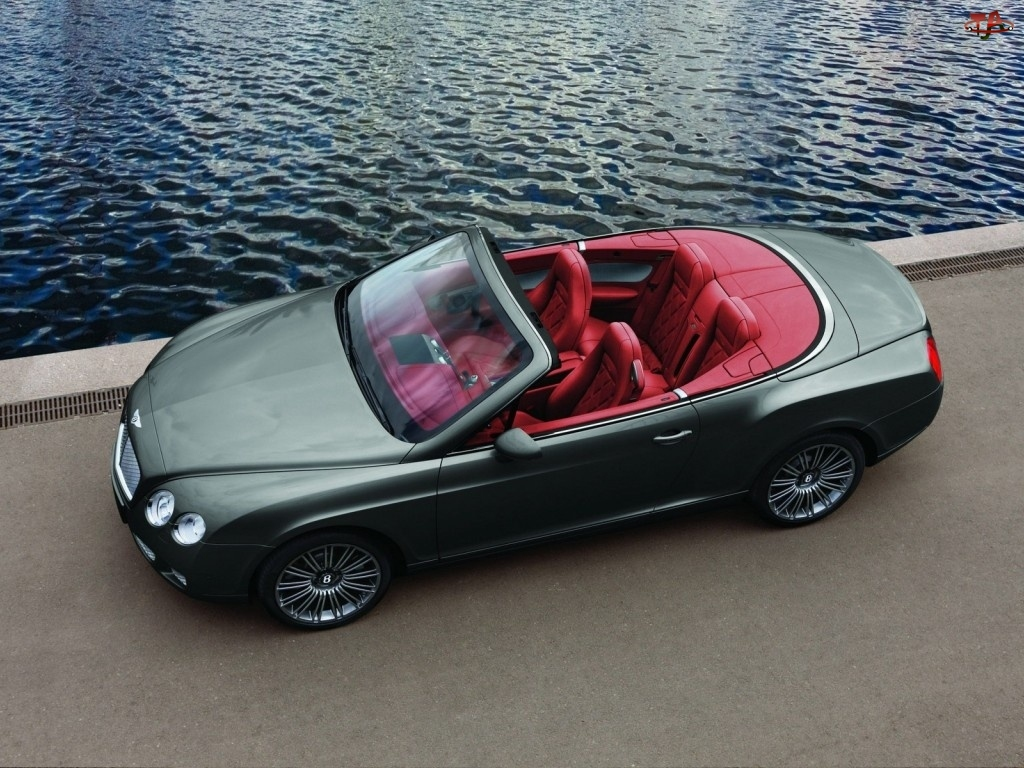 Fotele, Bentley Continental GTC, Pikowane