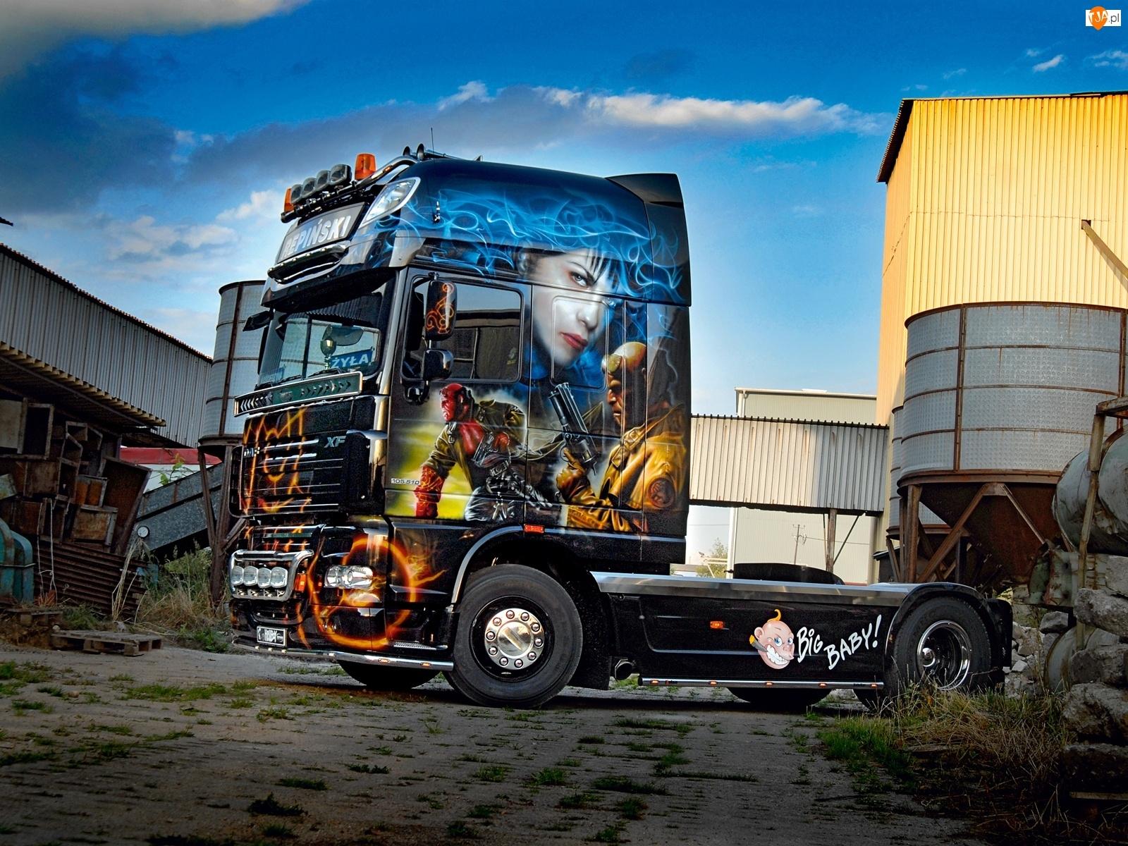 Ciężarówka, Daf