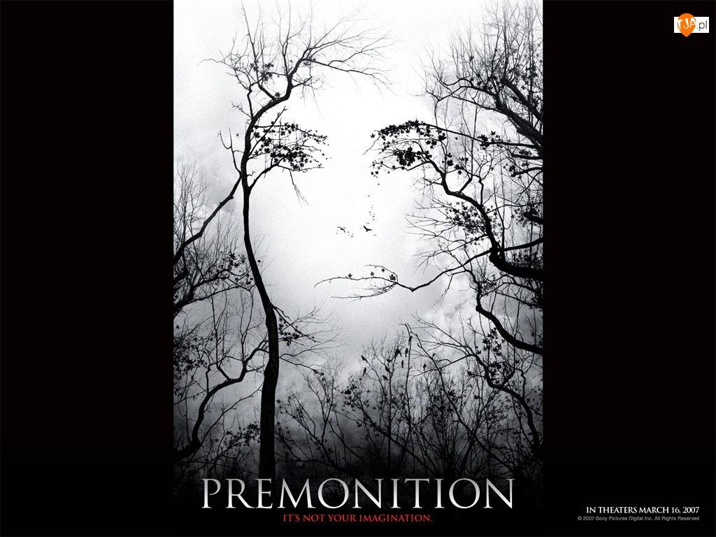 twarz, Premonition, gałęzie