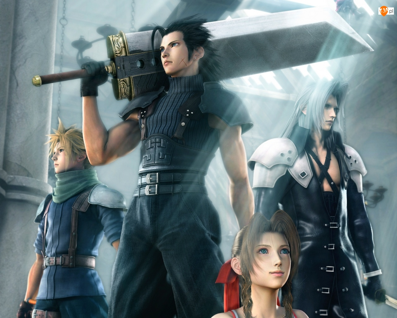 Final Fantasy VII, Crisis Core