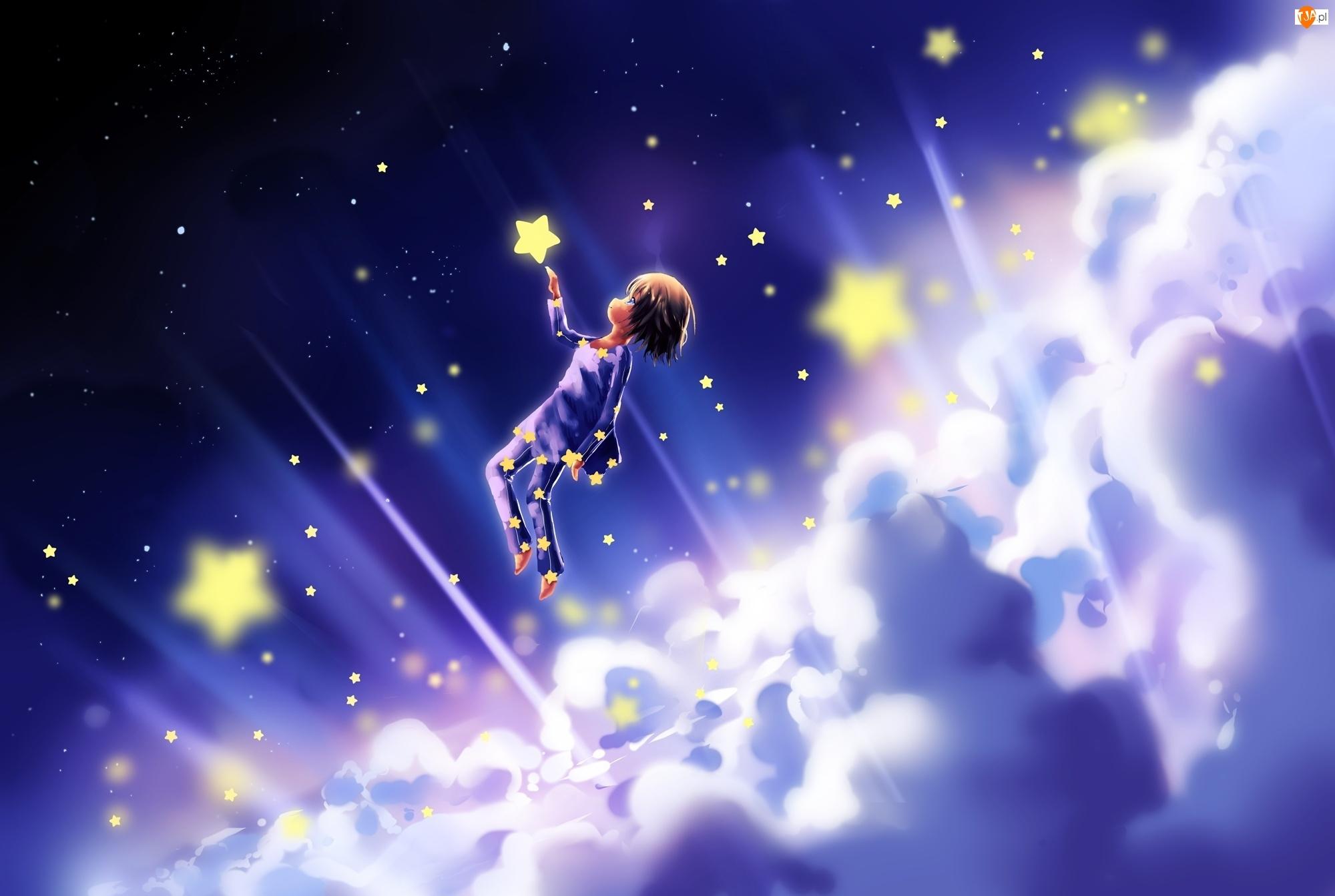 Gwiazda, Chibionpu, Dziecko