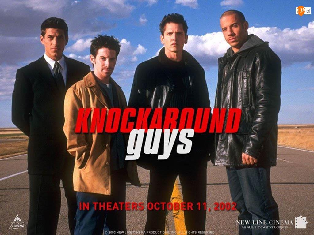Andrew Davoli, Knockaround Guys, Barry Pepper, Vin Diesel, Seth Green