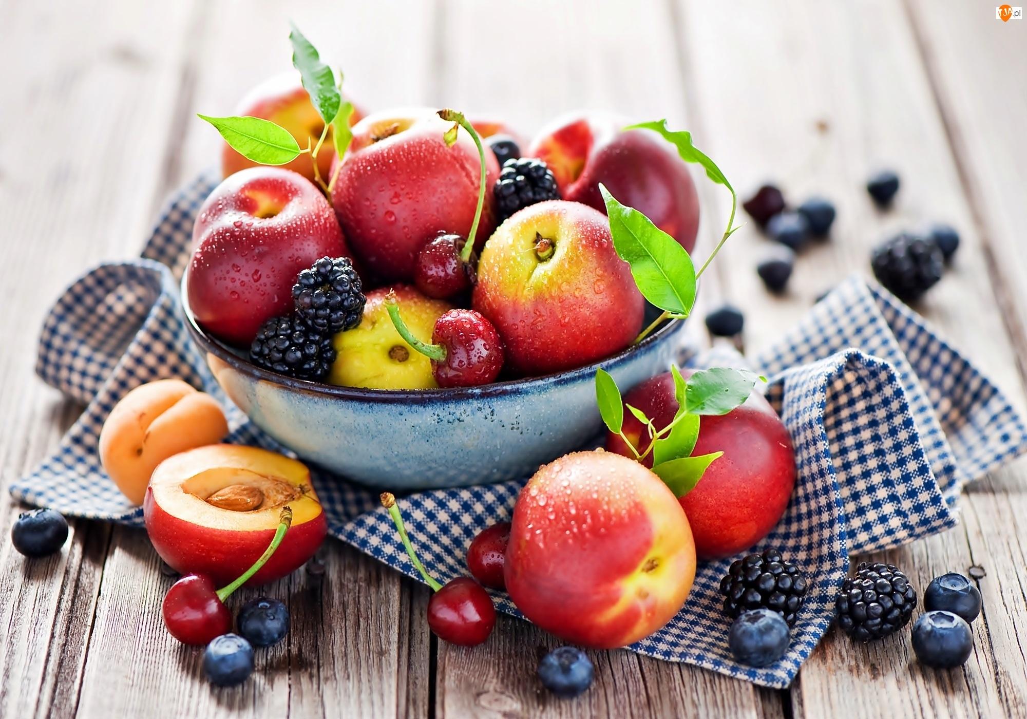 Owoców, Miseczka