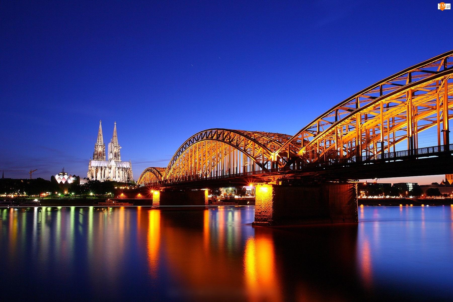 Most, Niemcy, Rzeka, Kolonia