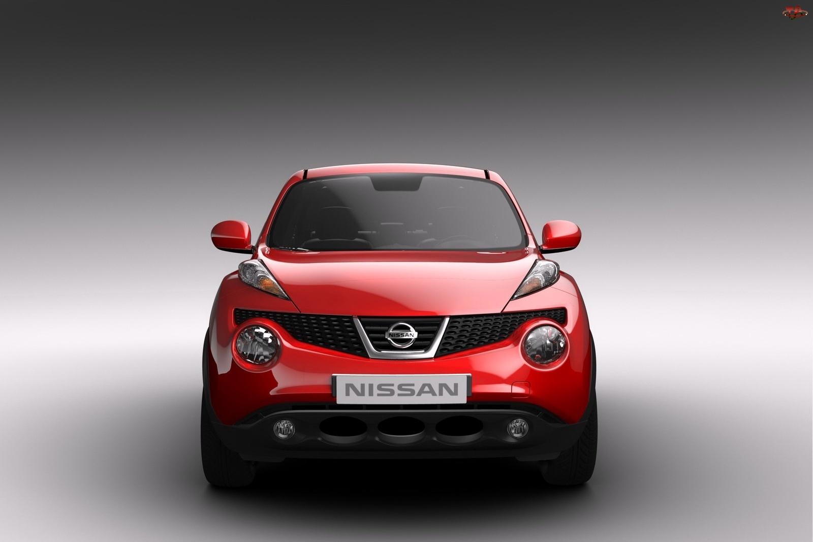 Przód, Nissan Juke
