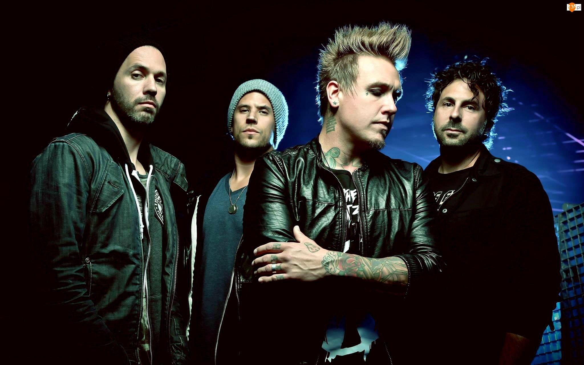 Papa Roach, Muzyka, Zespół
