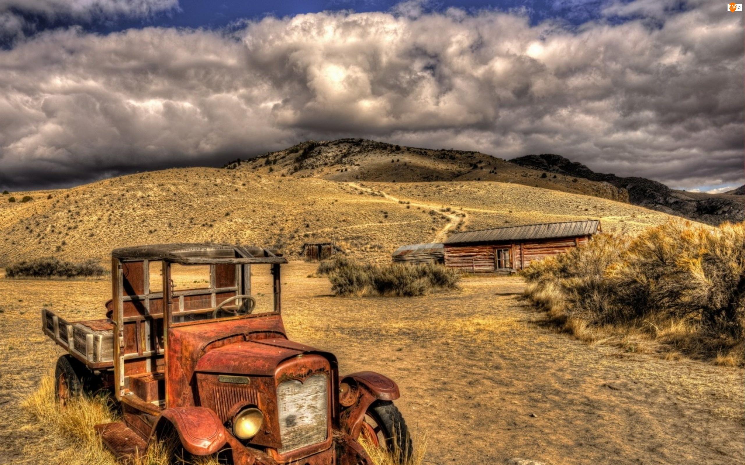 Pole, Stara, Ciężarówka