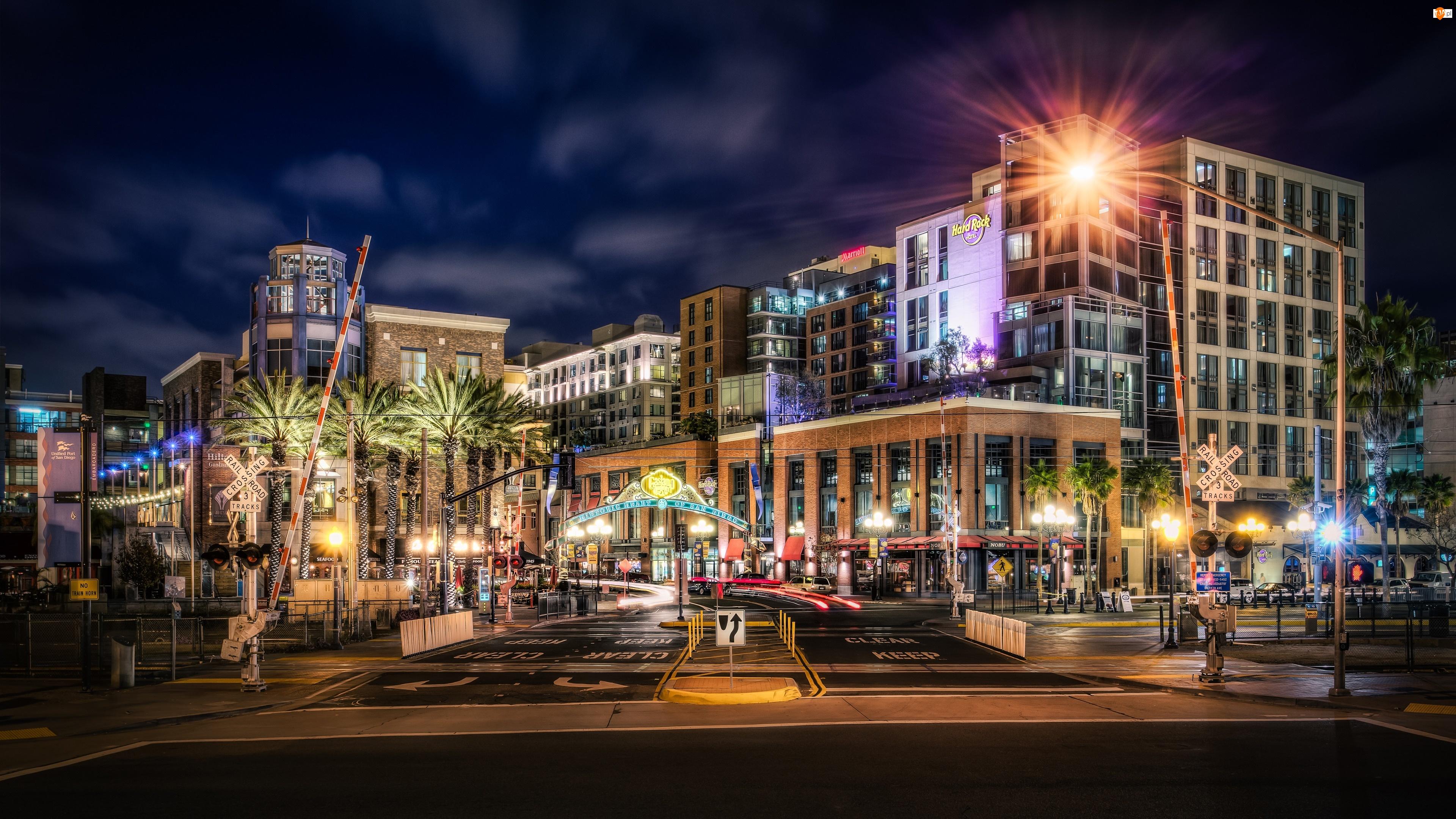 Ulica, San Diego