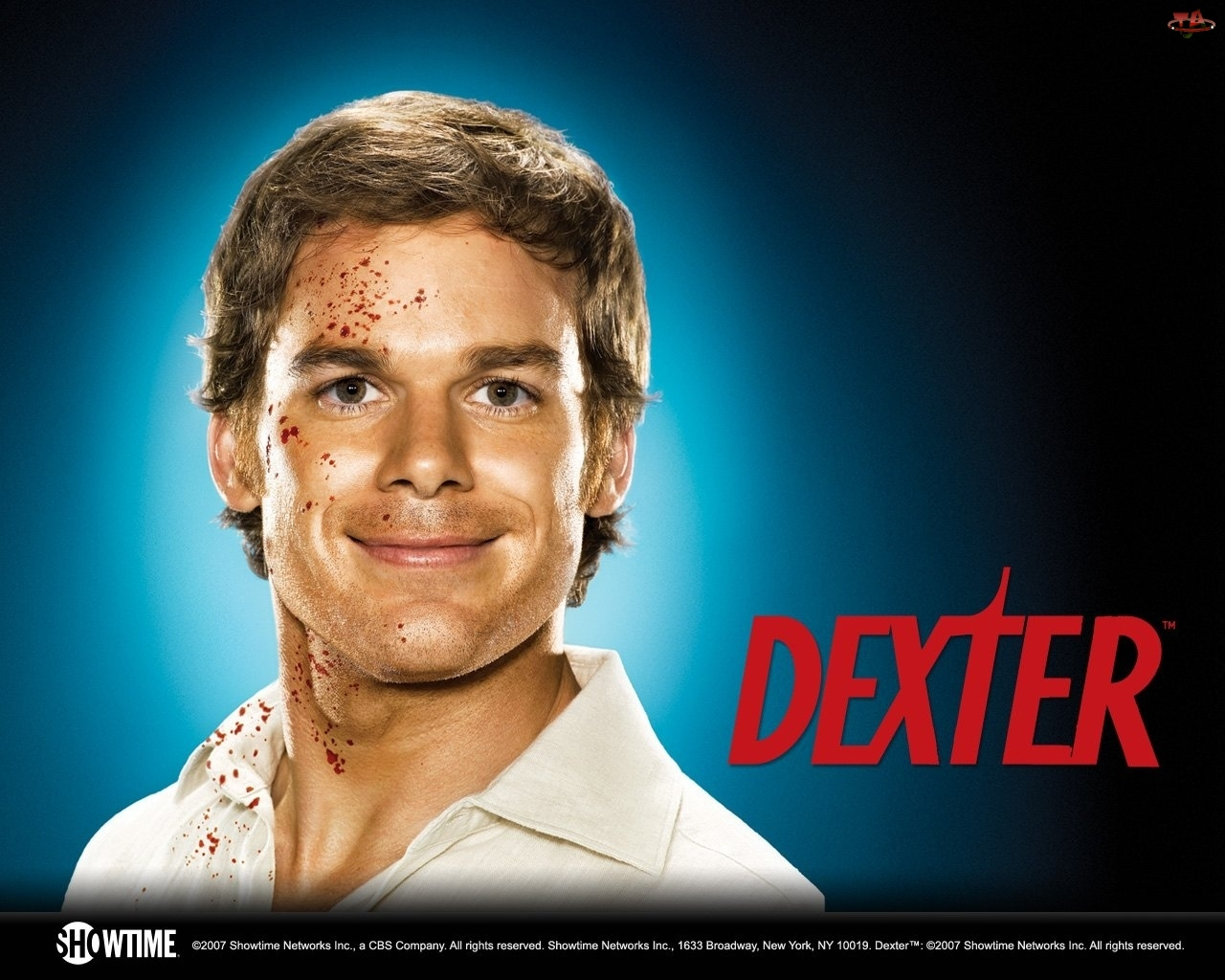 Michael C. Hall, Dexter, Krew