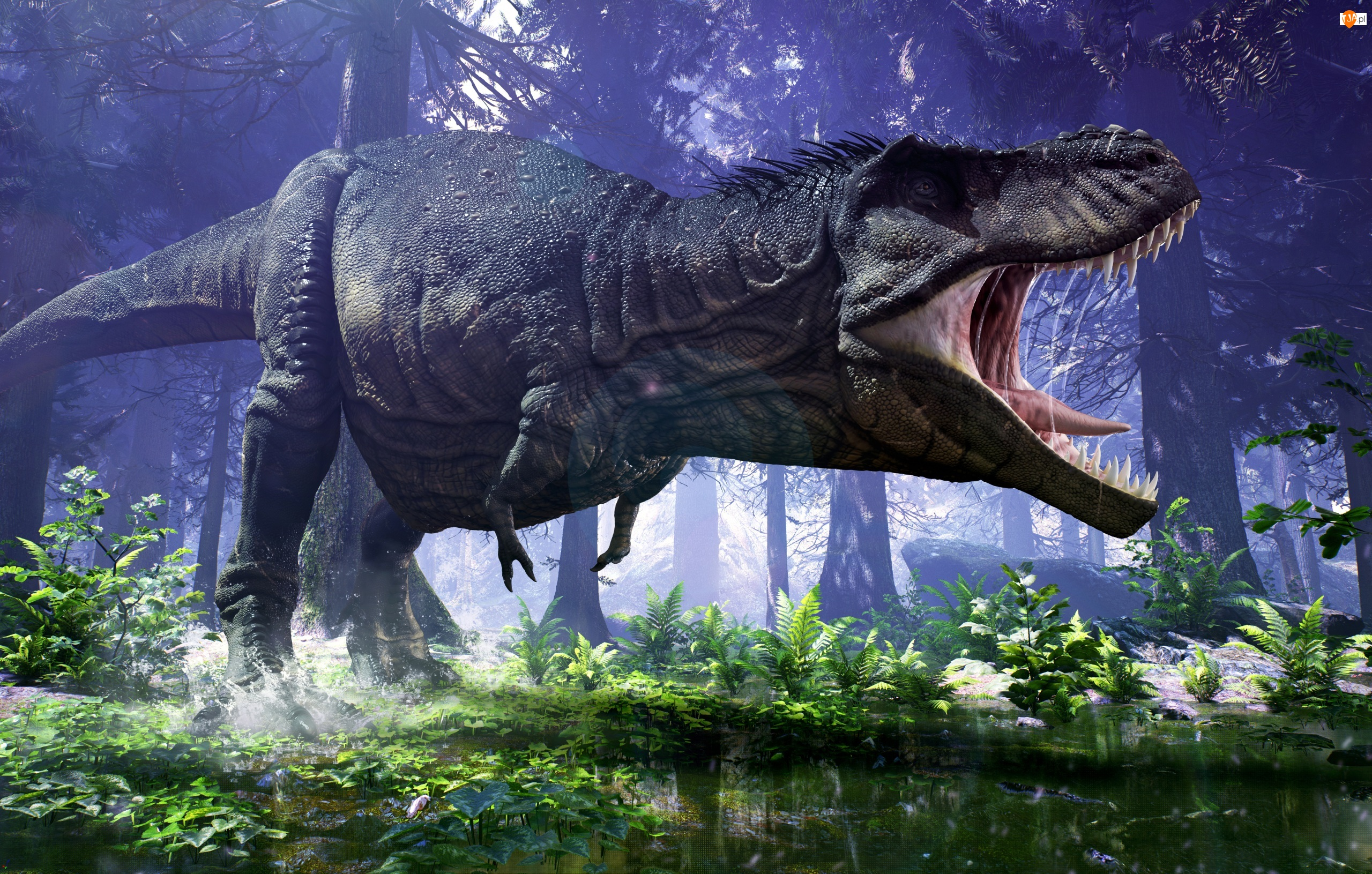 Tyranozaur, Prehistoryczny, Gad