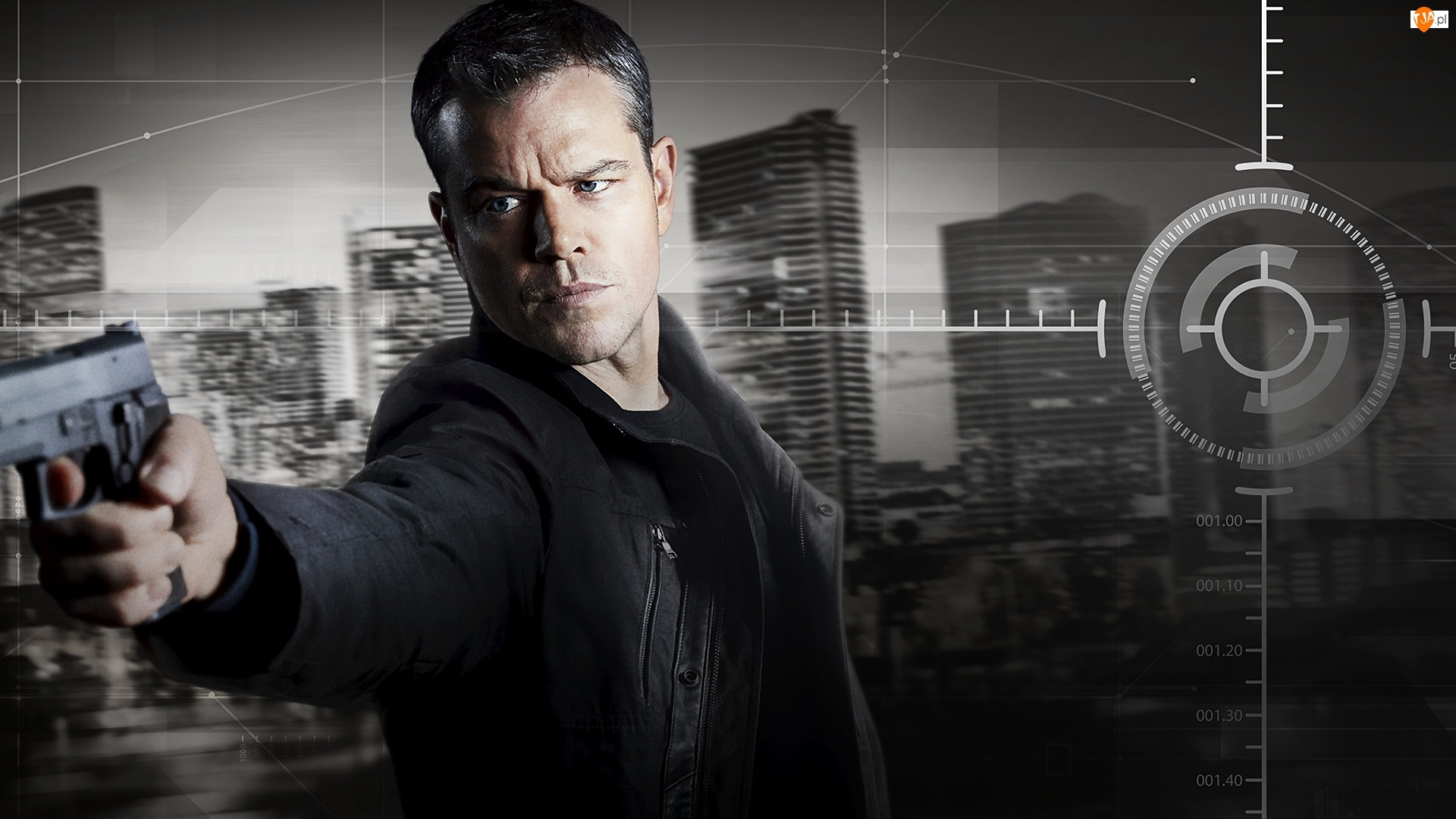Film, Matt Damon, Jason Bourne, Aktor
