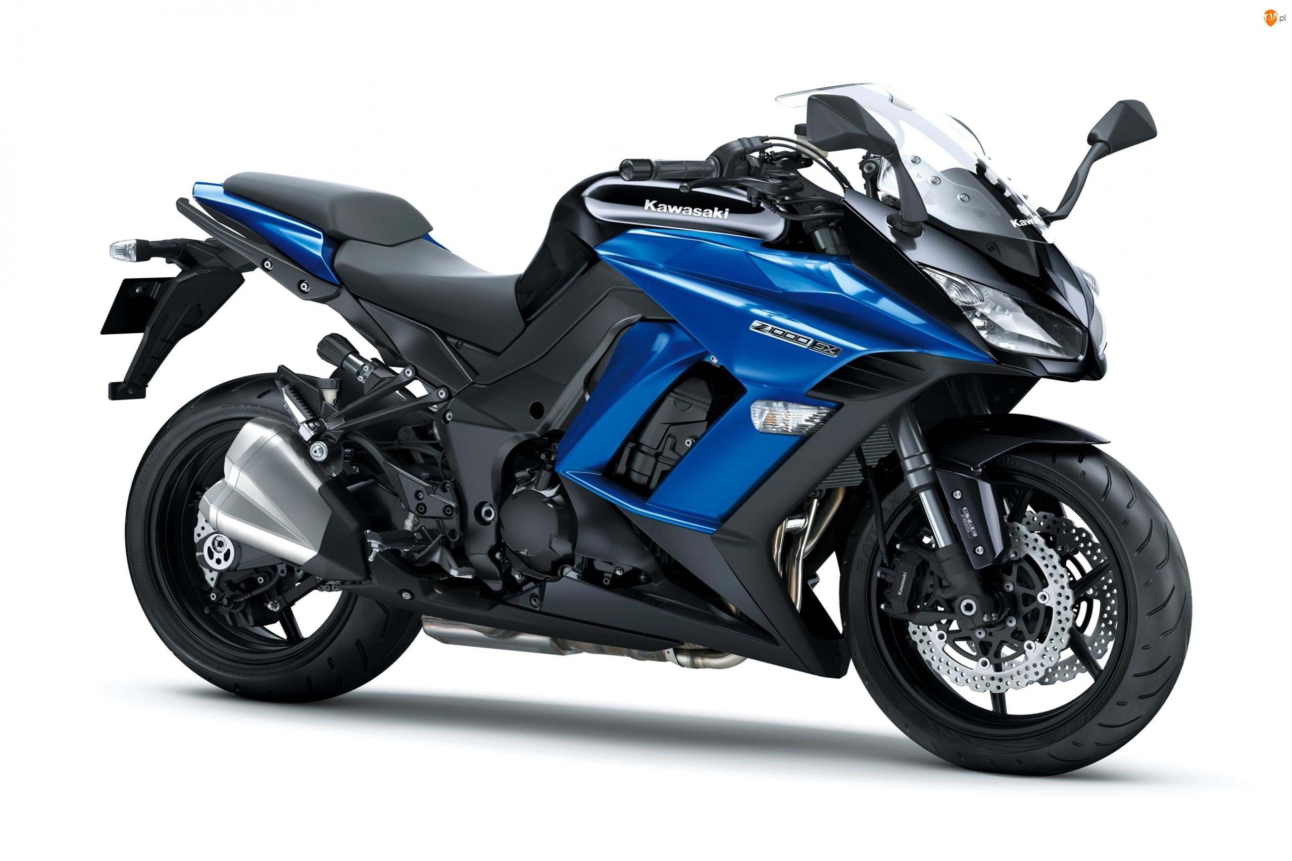 Motocykl, Kawasaki Z1000SX