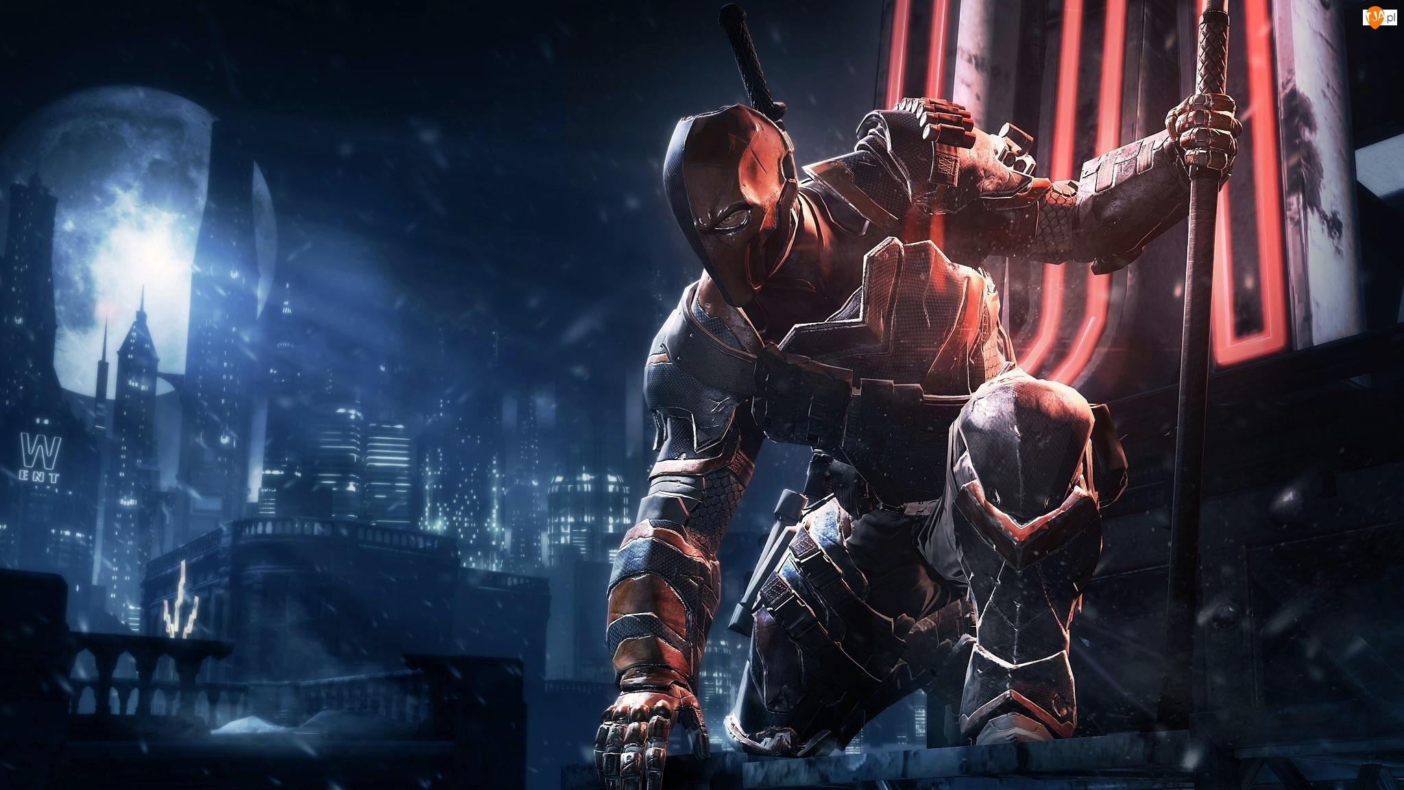 Deathstroke, Gra, Batman: Arkham Origins